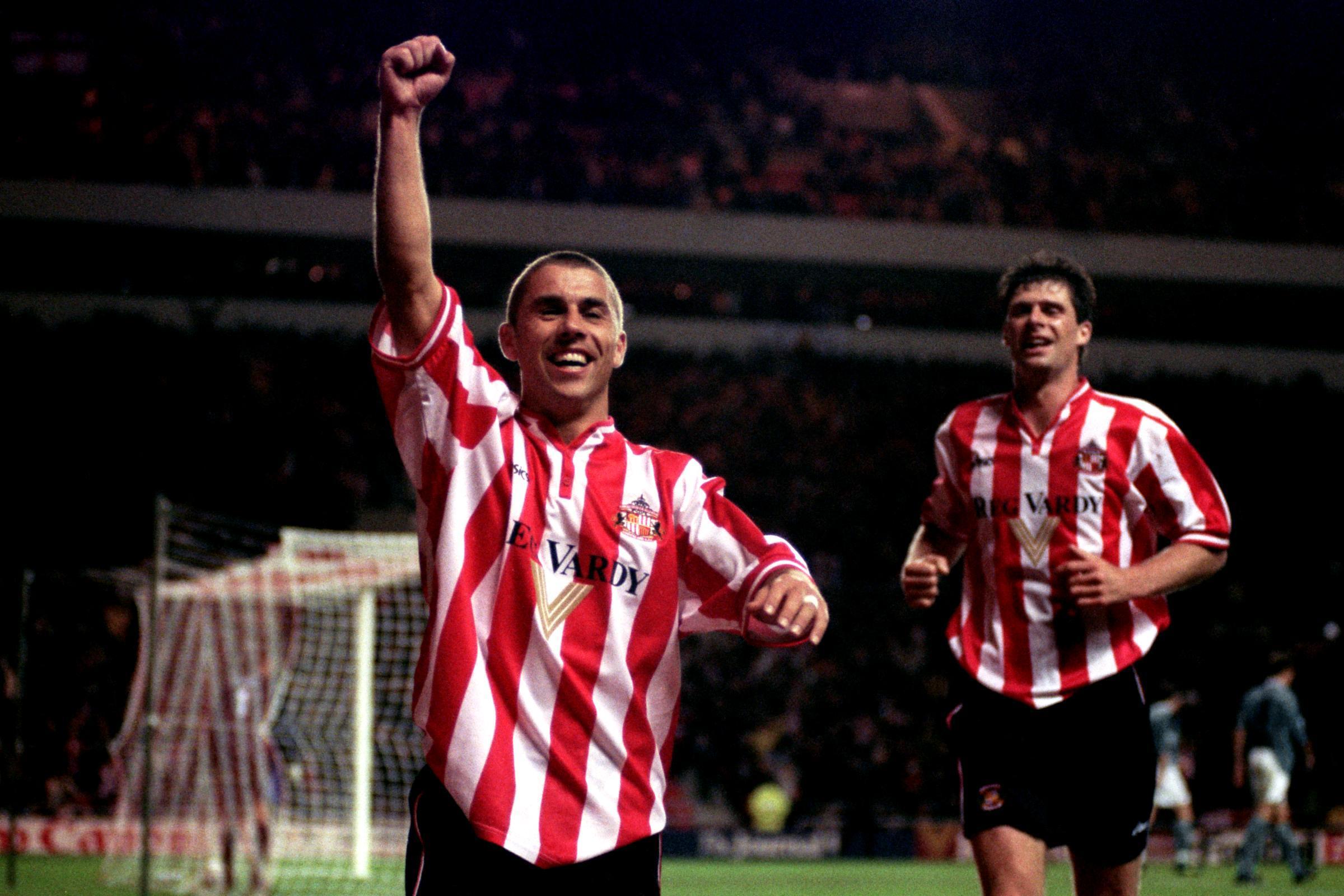 Soccer - FA Carling Premiership - Sunderland v Aston Villa