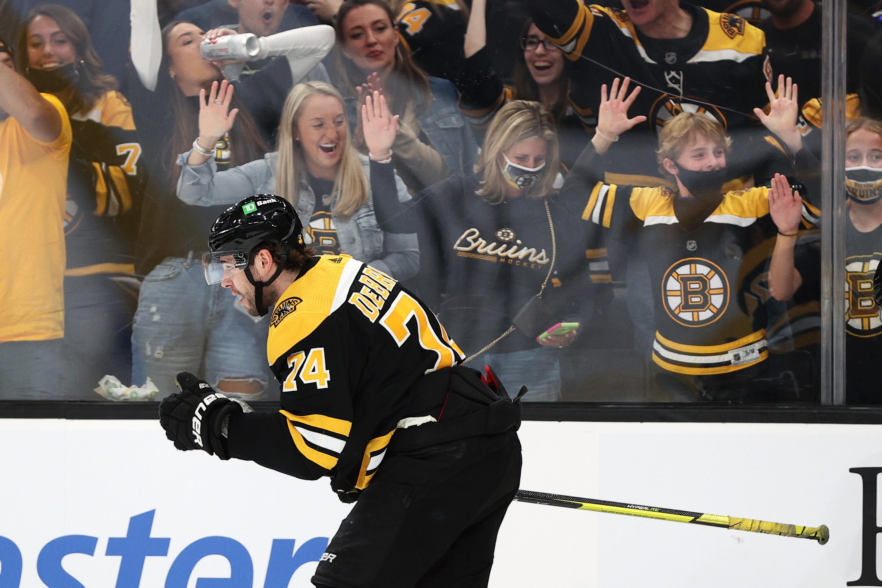 Dallas Stars v Boston Bruins