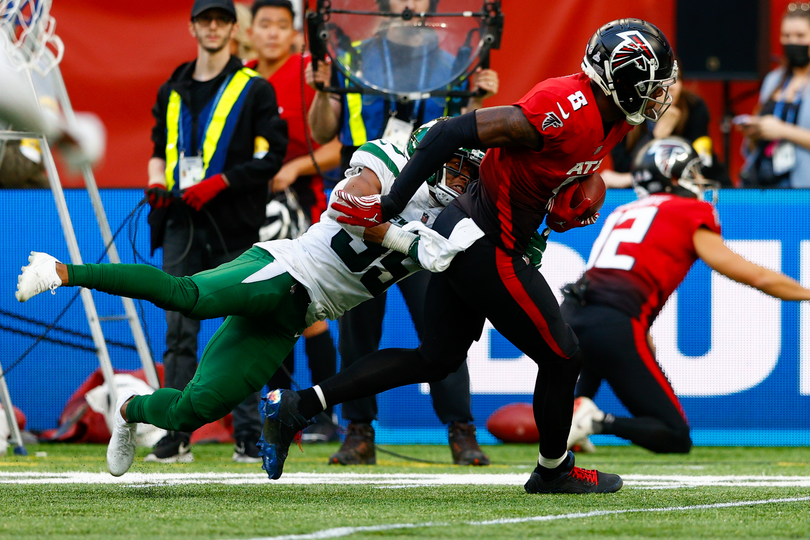 NFL: London Games-New York Jets at Atlanta Falcons
