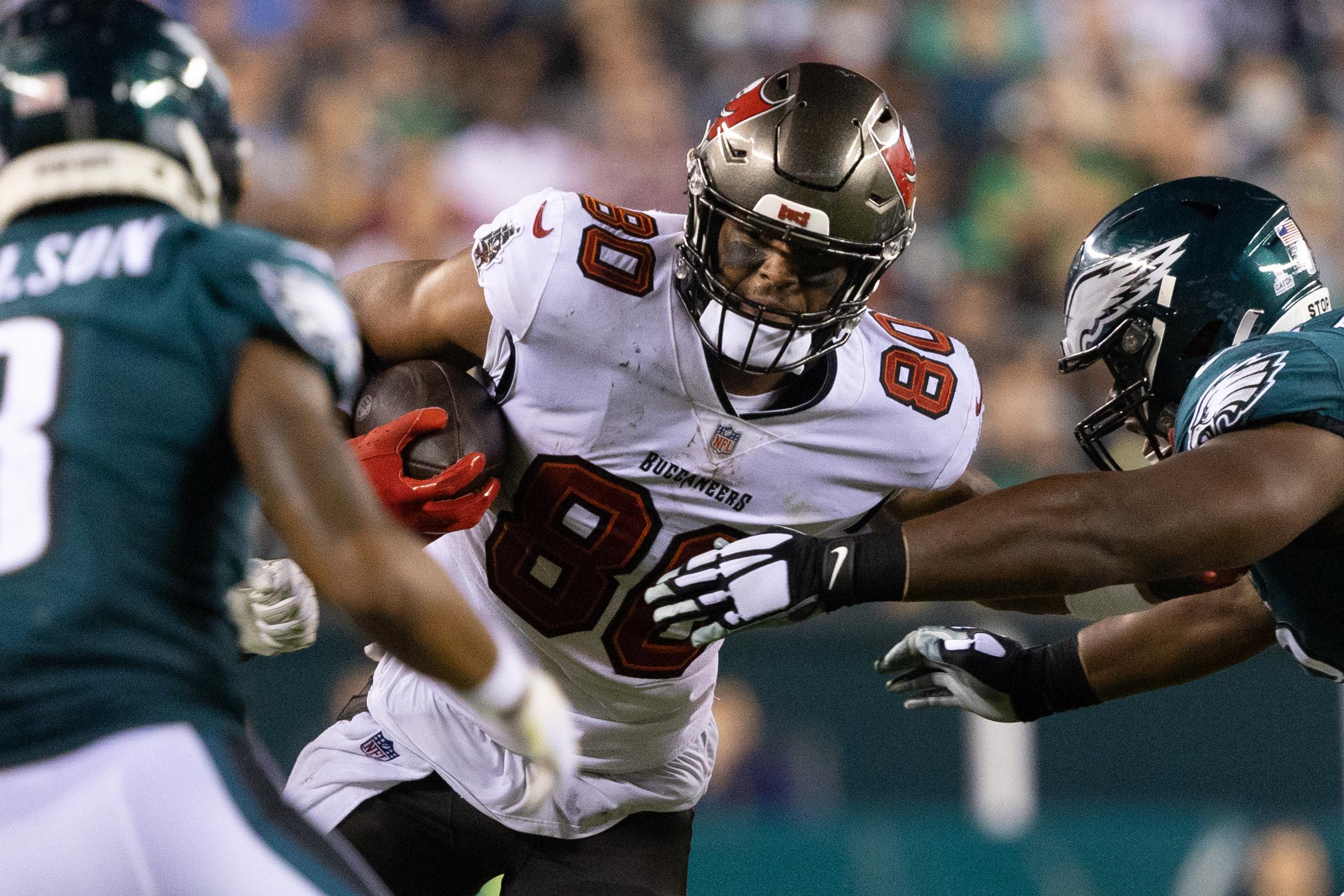 NFL: Tampa Bay Buccaneers at Philadelphia Eagles