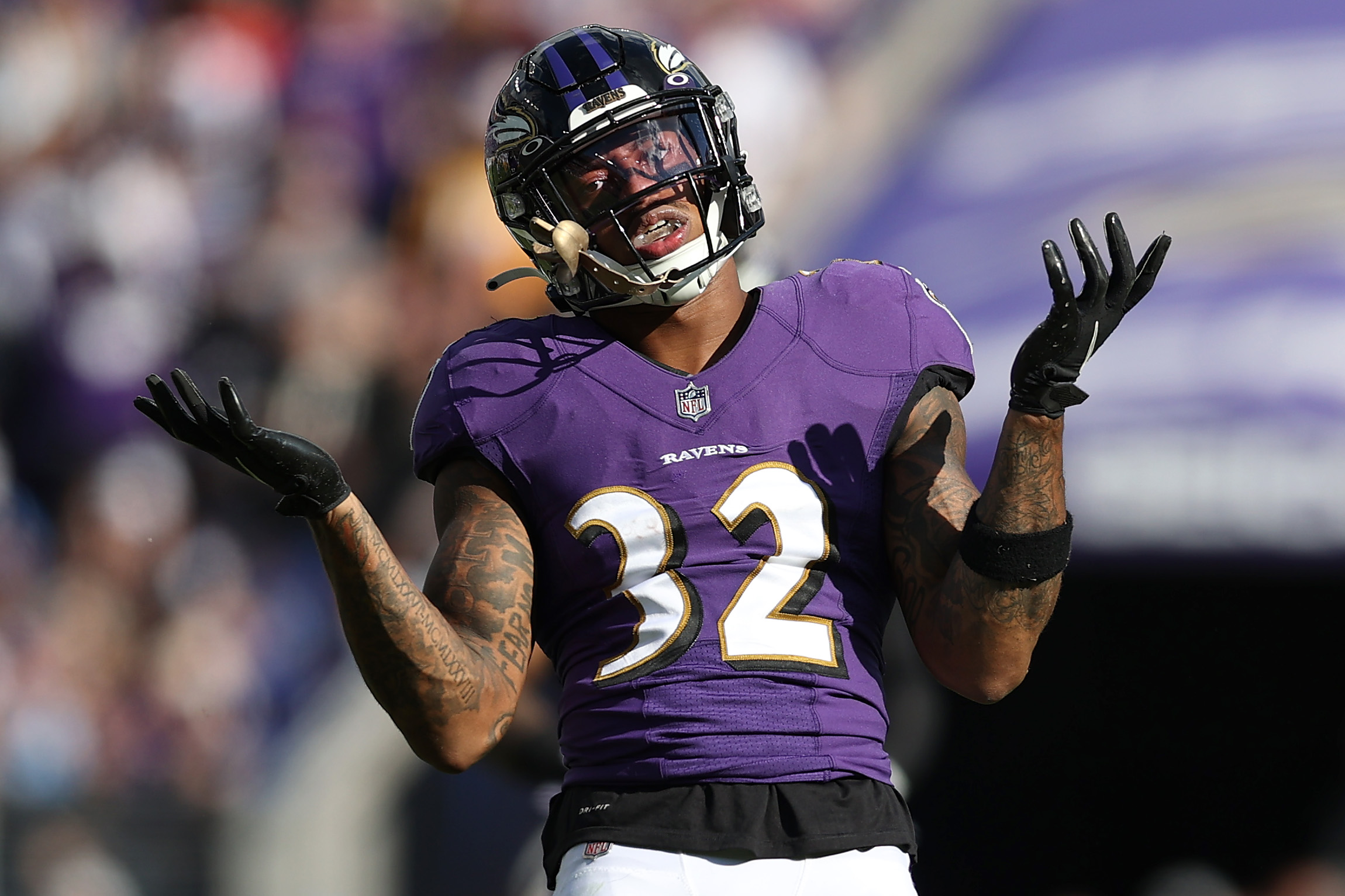 Los Angeles Chargers v Baltimore Ravens
