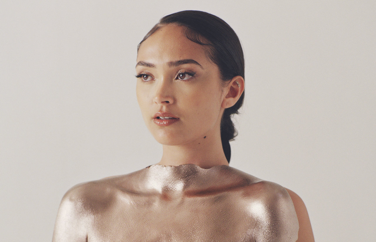 Joy Crookes' 'Skin' artwork