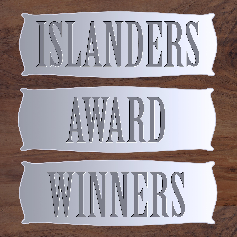 Islanders Award Winners