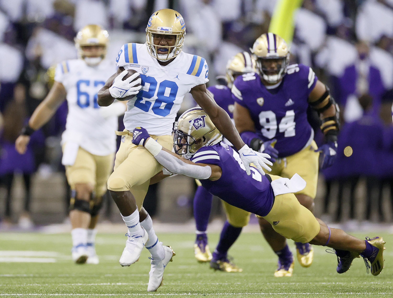 UCLA v Washington