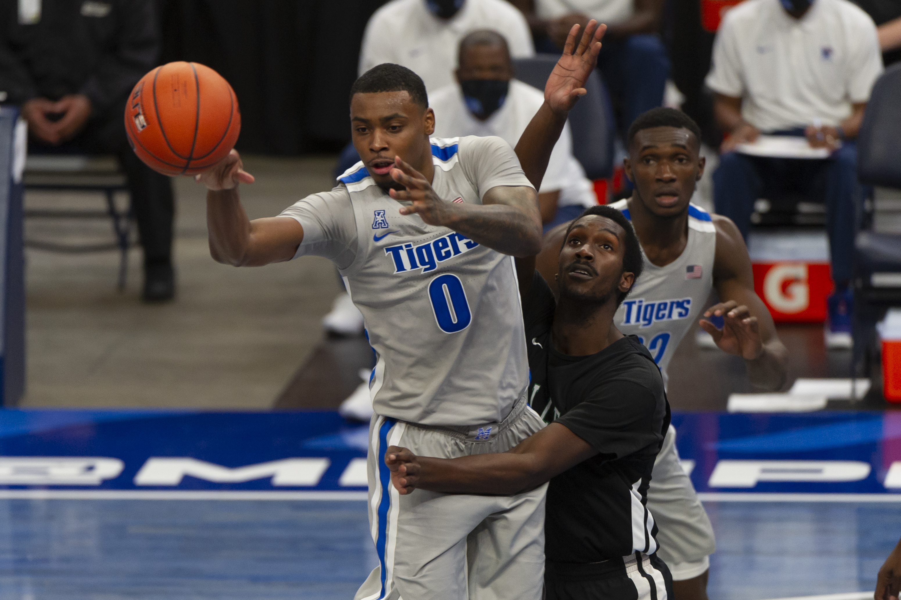 NCAA Basketball: Mississippi Valley State at Memphis