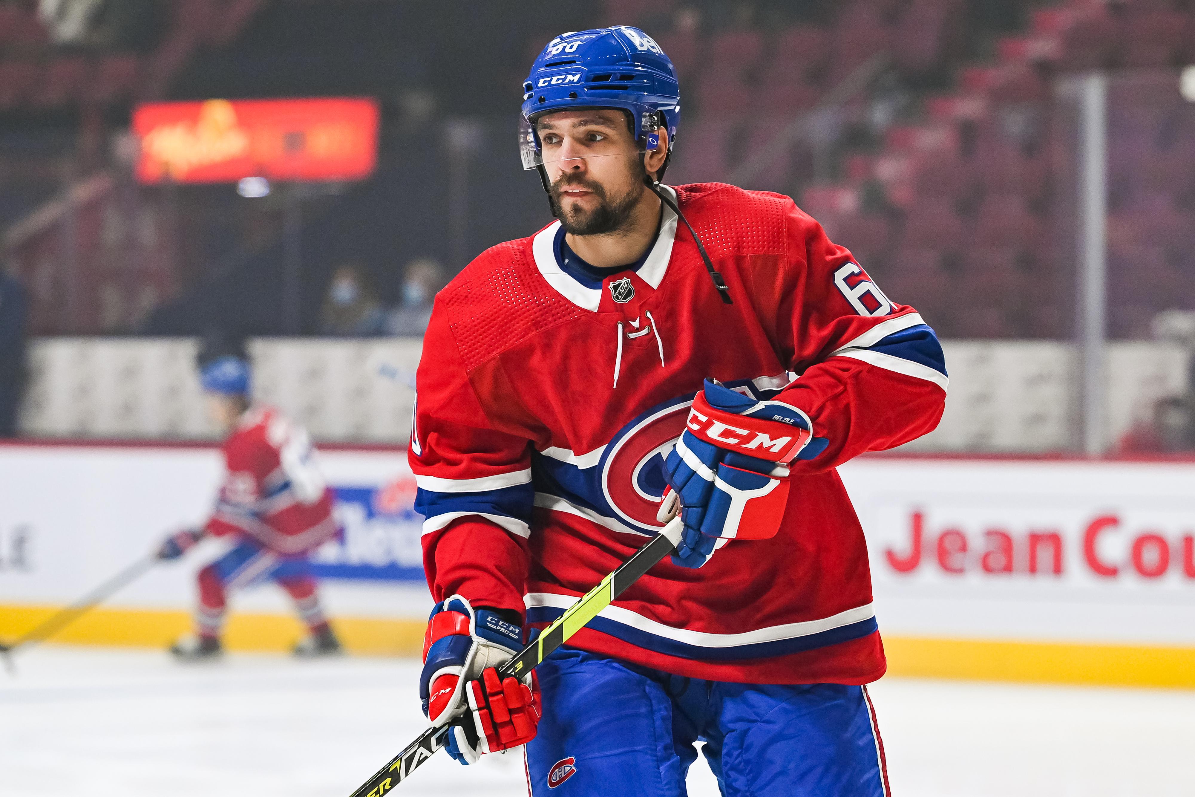 NHL: OCT 02 Preseason - Senators at Canadiens