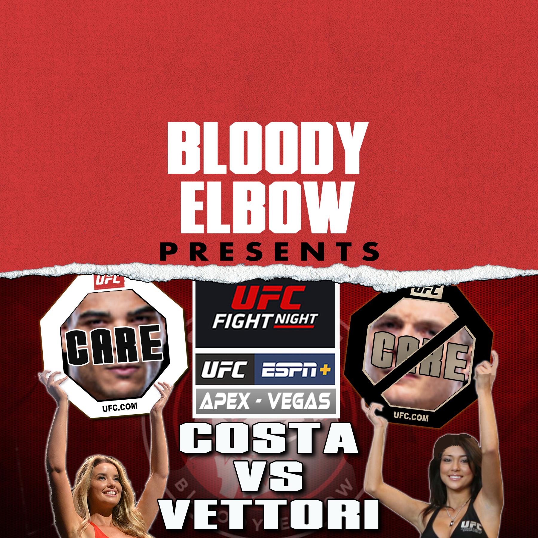 CDC, Care/Don't Care Podcast, UFC Vegas 40, UFC Vegas 41, UFC Podcast, Ladd vs Dumont, Costa vs Vettori, UFC Reactions, UFC Picks,
