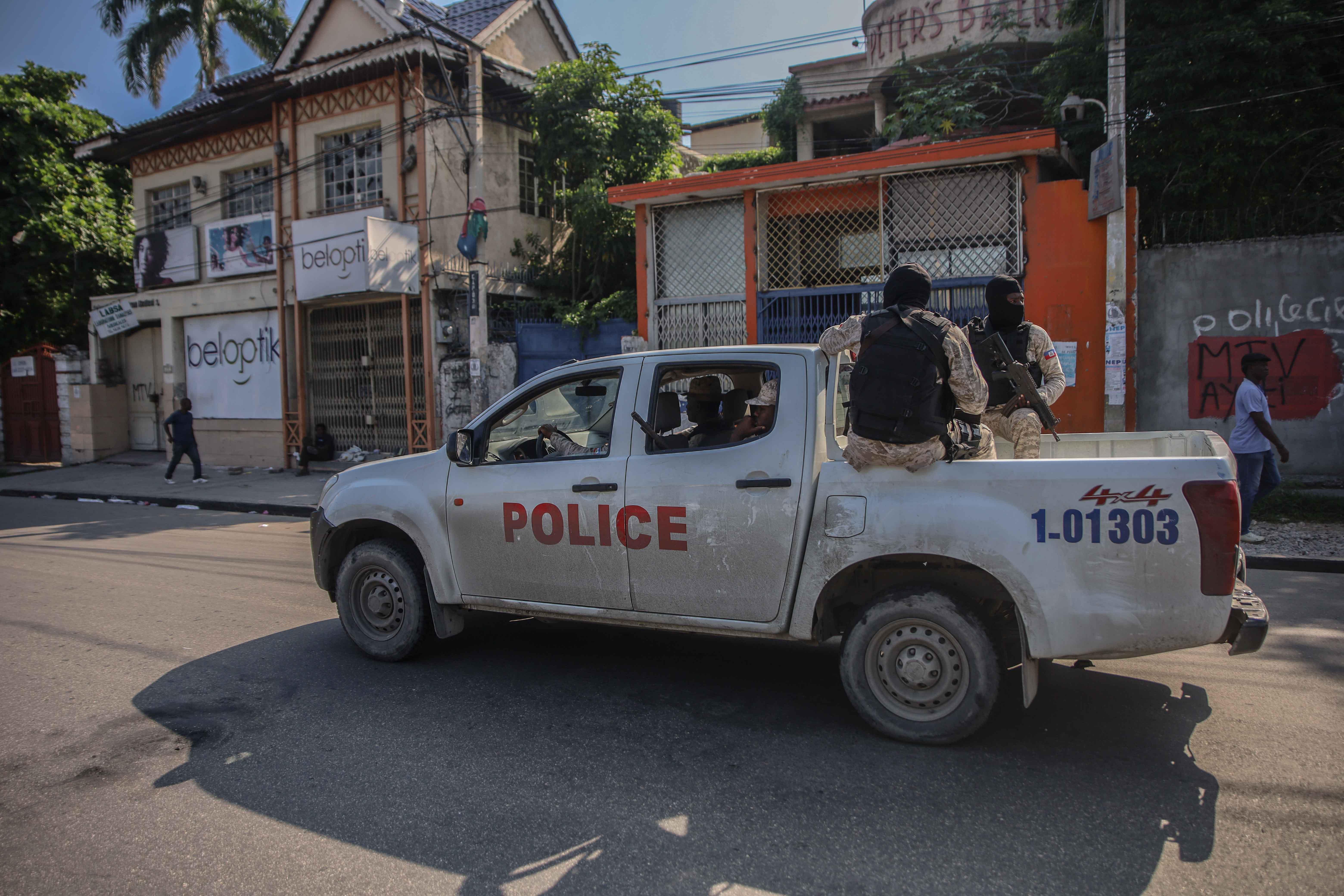Haiti abduction