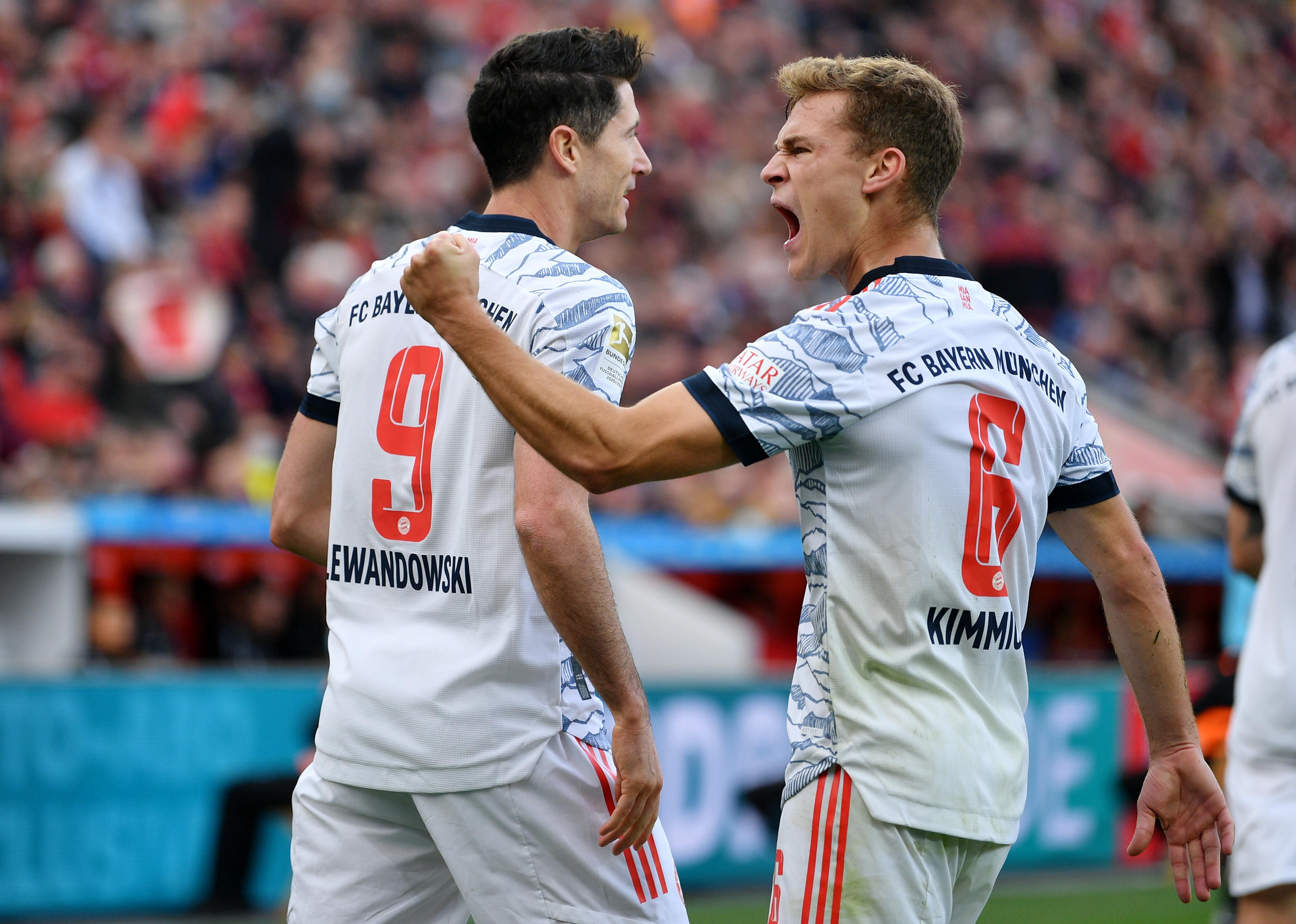 Bayer 04 Leverkusen v FC Bayern München - Bundesliga