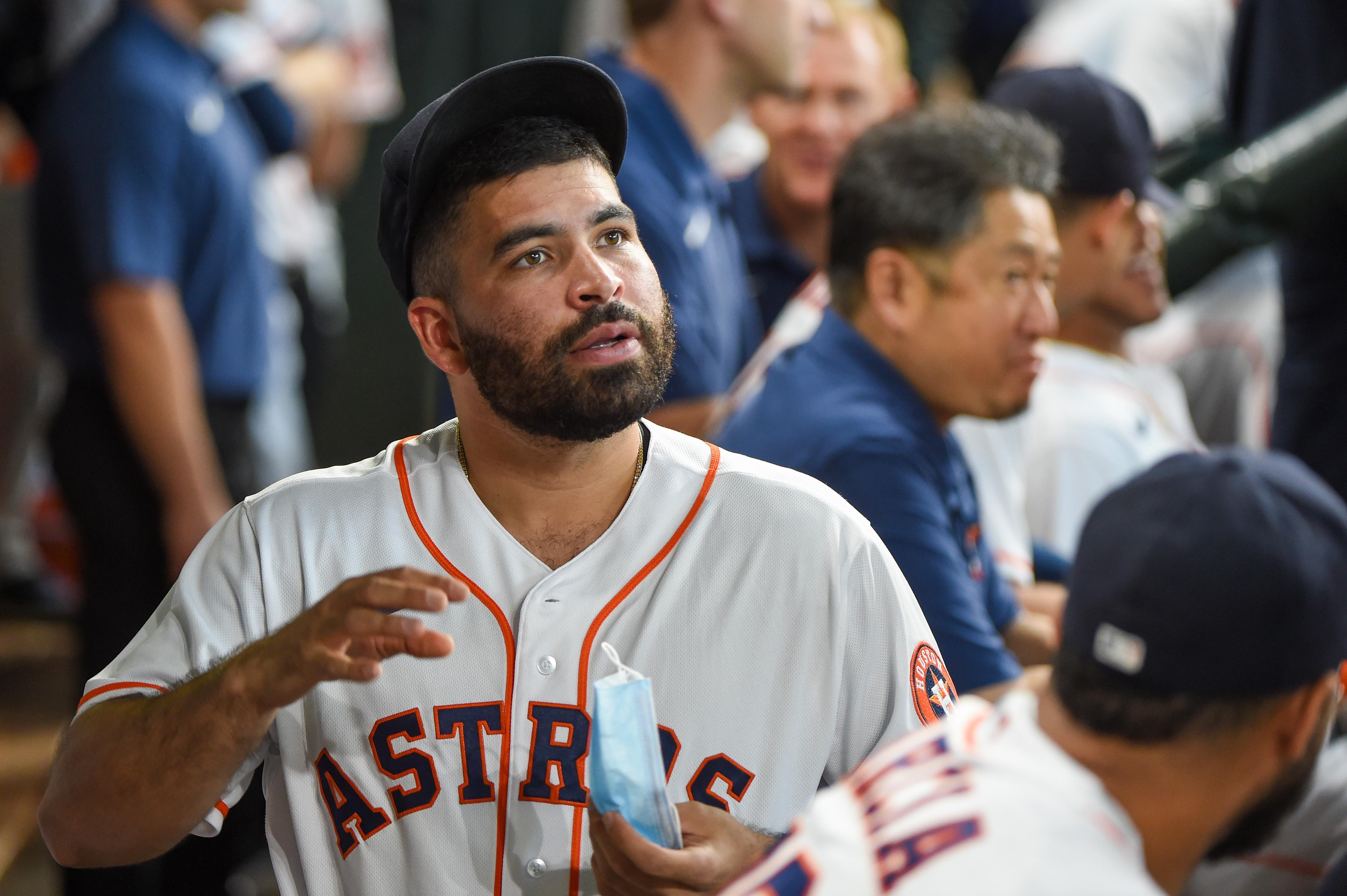 MLB: OCT 07 AL Division Series - White Sox at Astros
