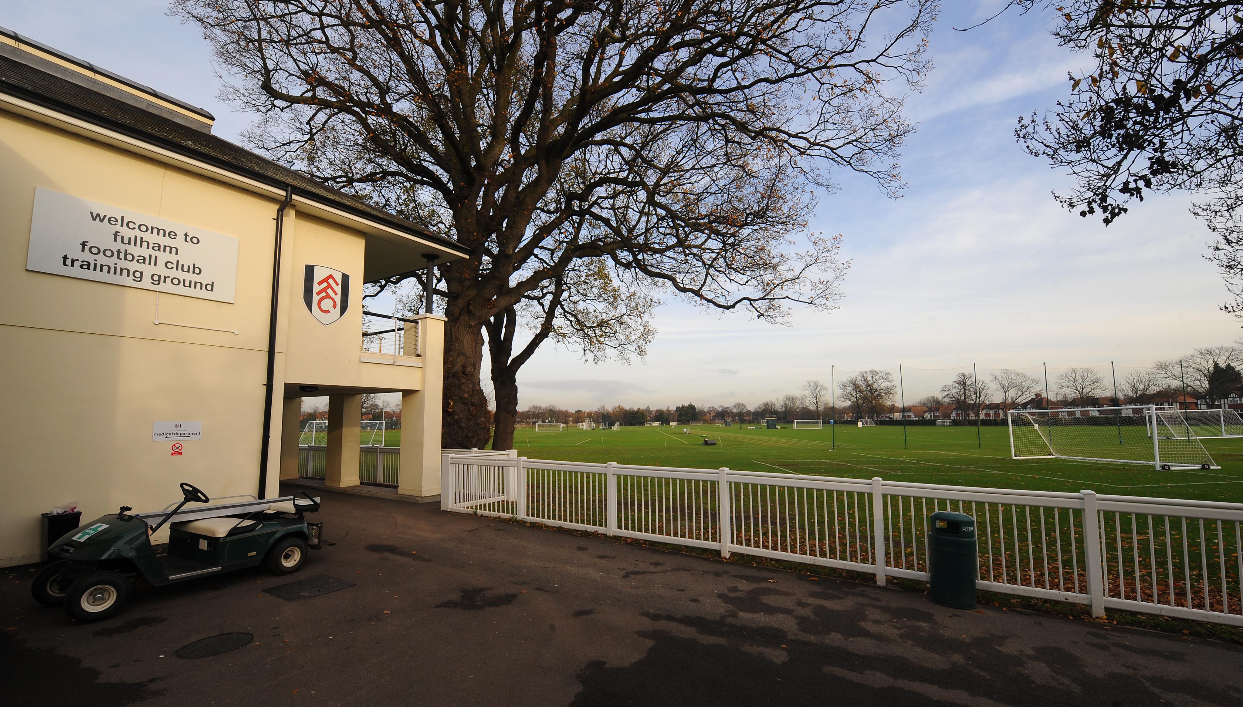 Soccer - Barclays Premier League - Fulham Training Ground - Motspur Park