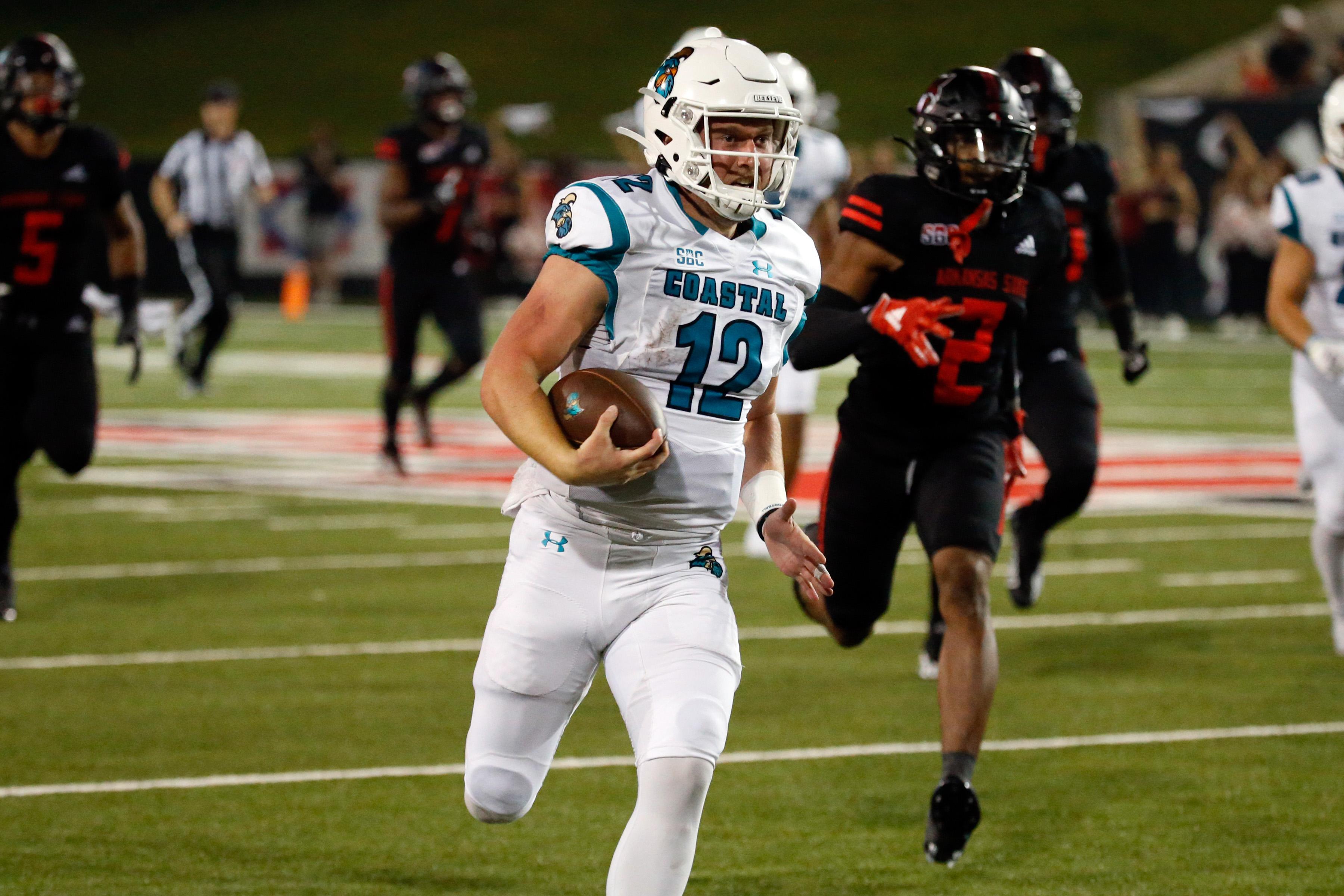 NCAA Football: Coastal Carolina at Arkansas State