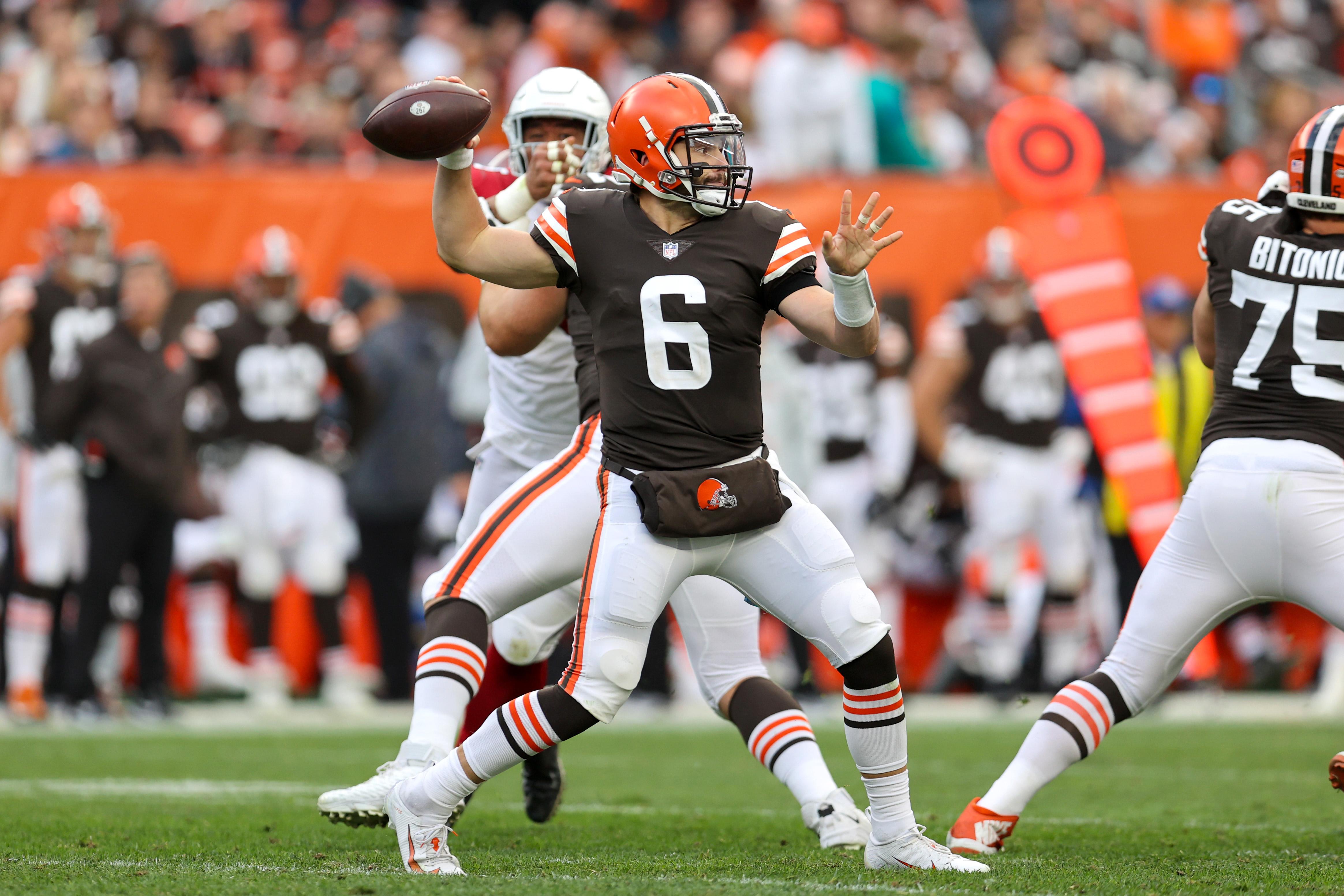 NFL: OCT 17 Cardinals at Browns