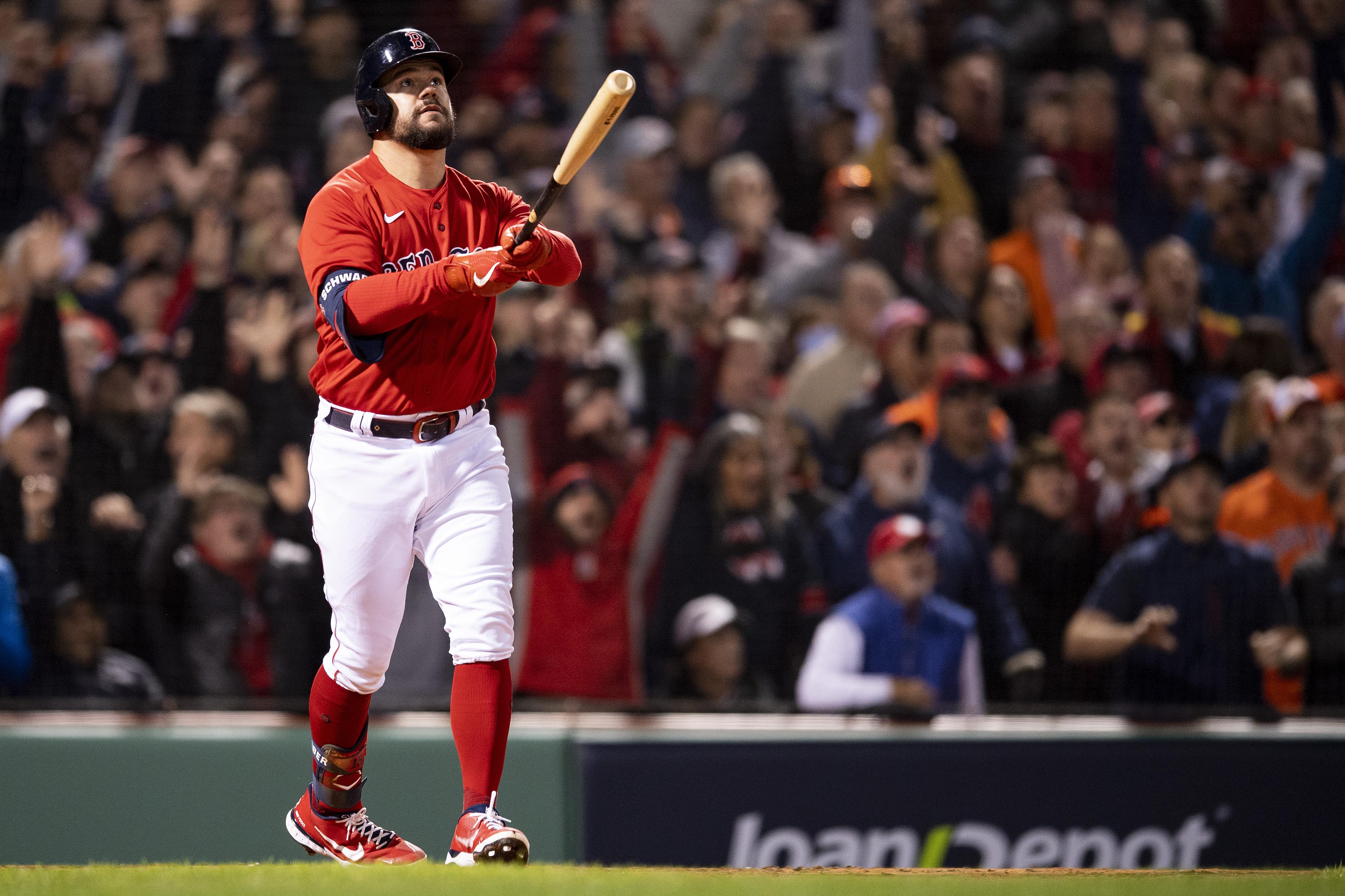 Championship Series - Houston Astros v Boston Red Sox - Game Three