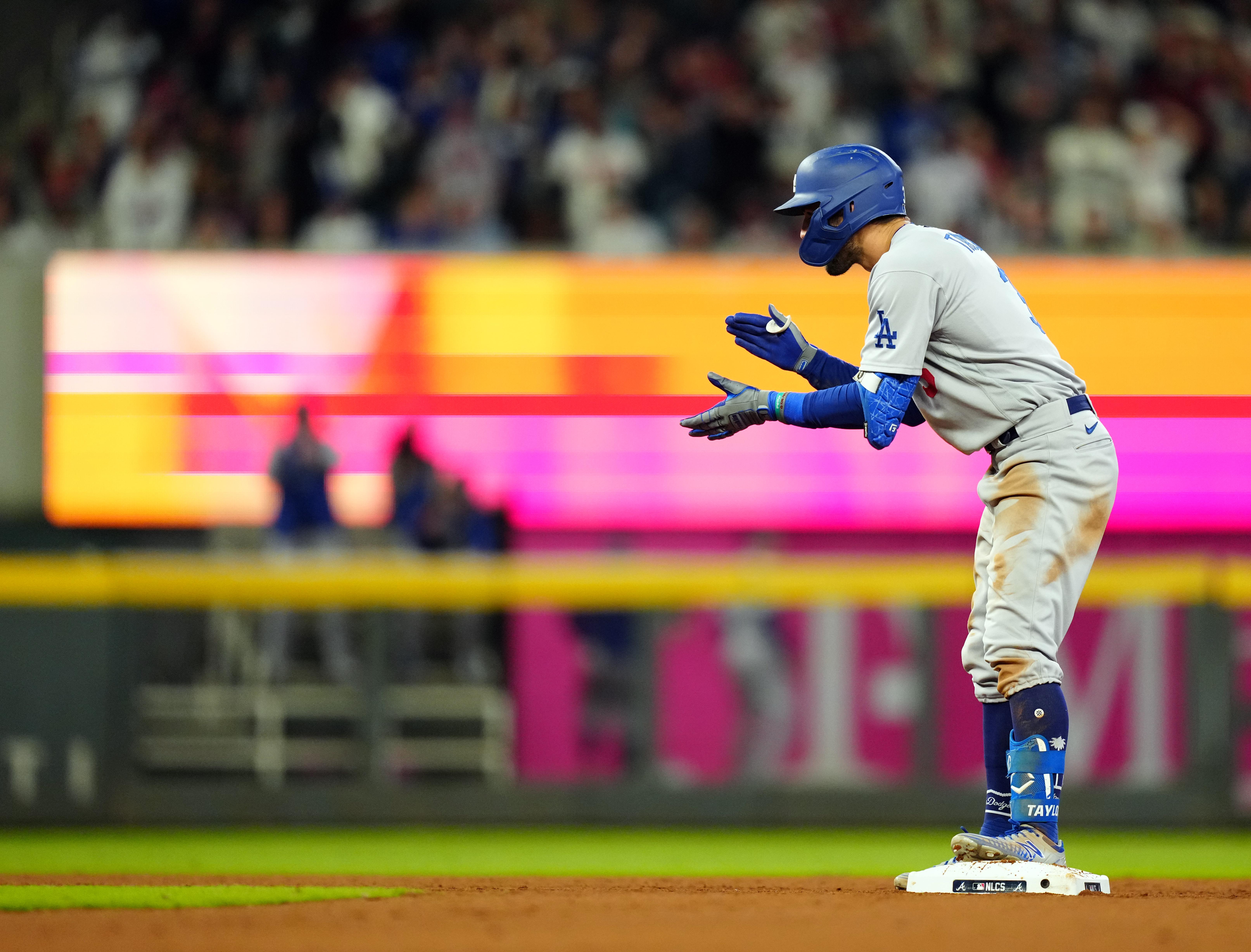National League Championship Series Game 2: Los Angeles Dodgers v. Atlanta Braves