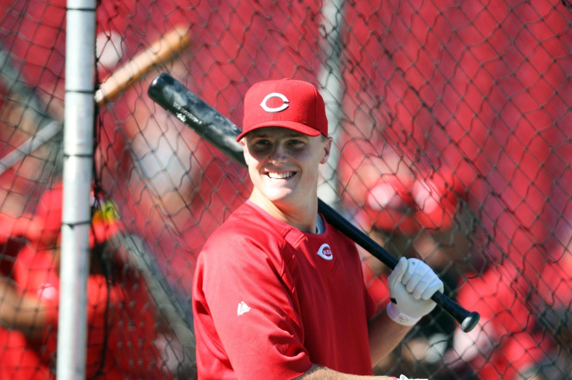 Cincinnati Reds Jay Bruce