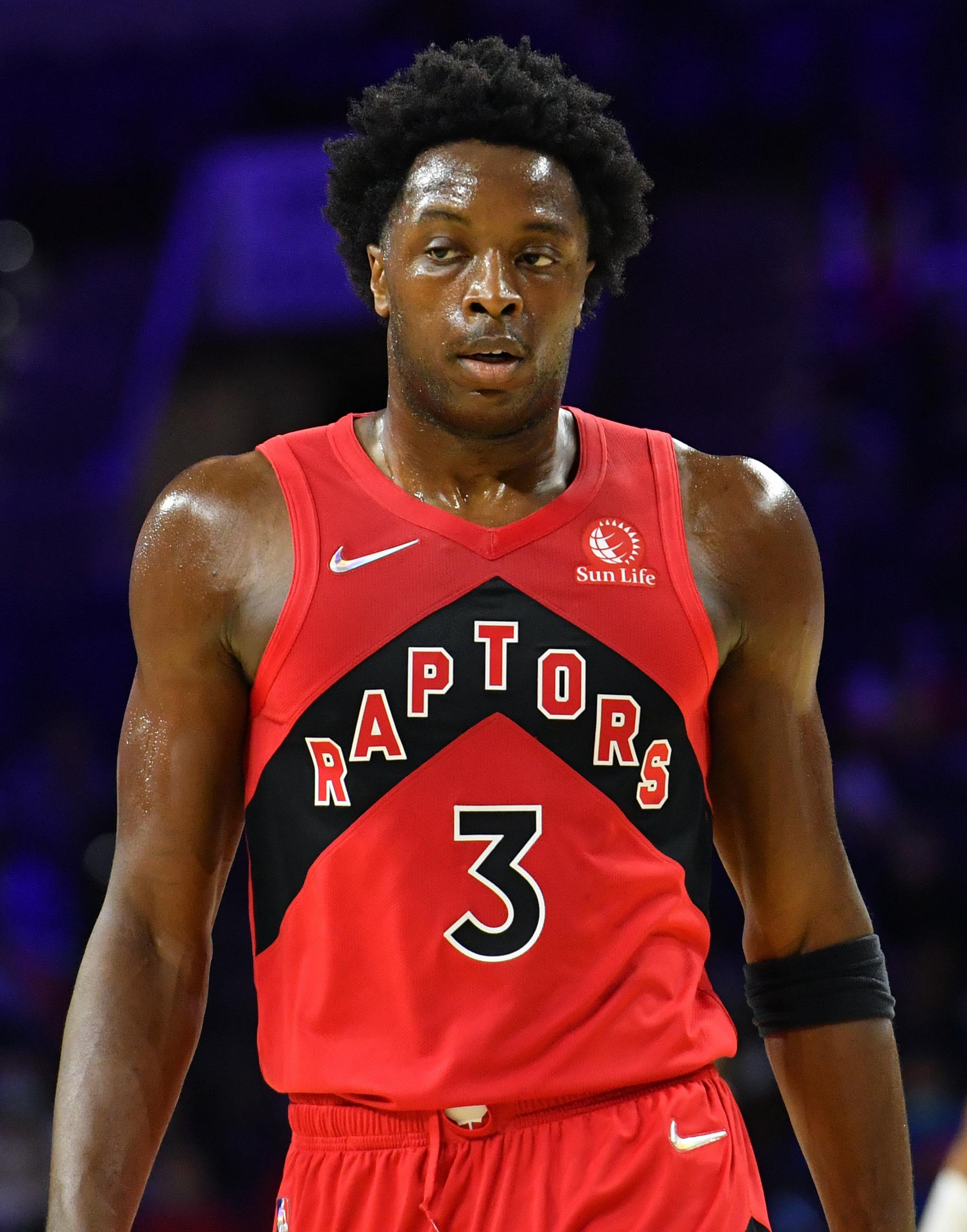NBA: Preseason-Toronto Raptors at Philadelphia 76ers