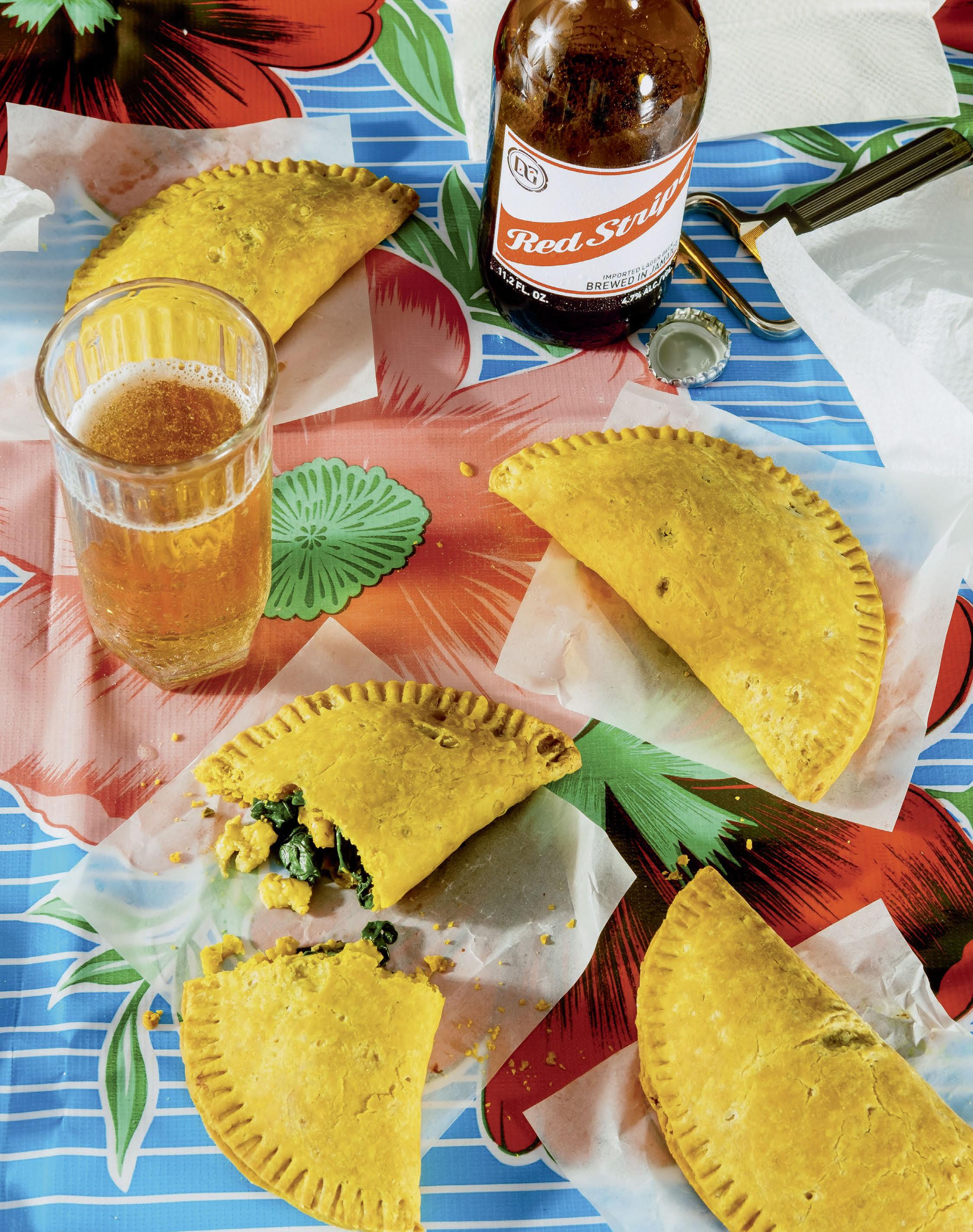 Jamaican patties from Black Food