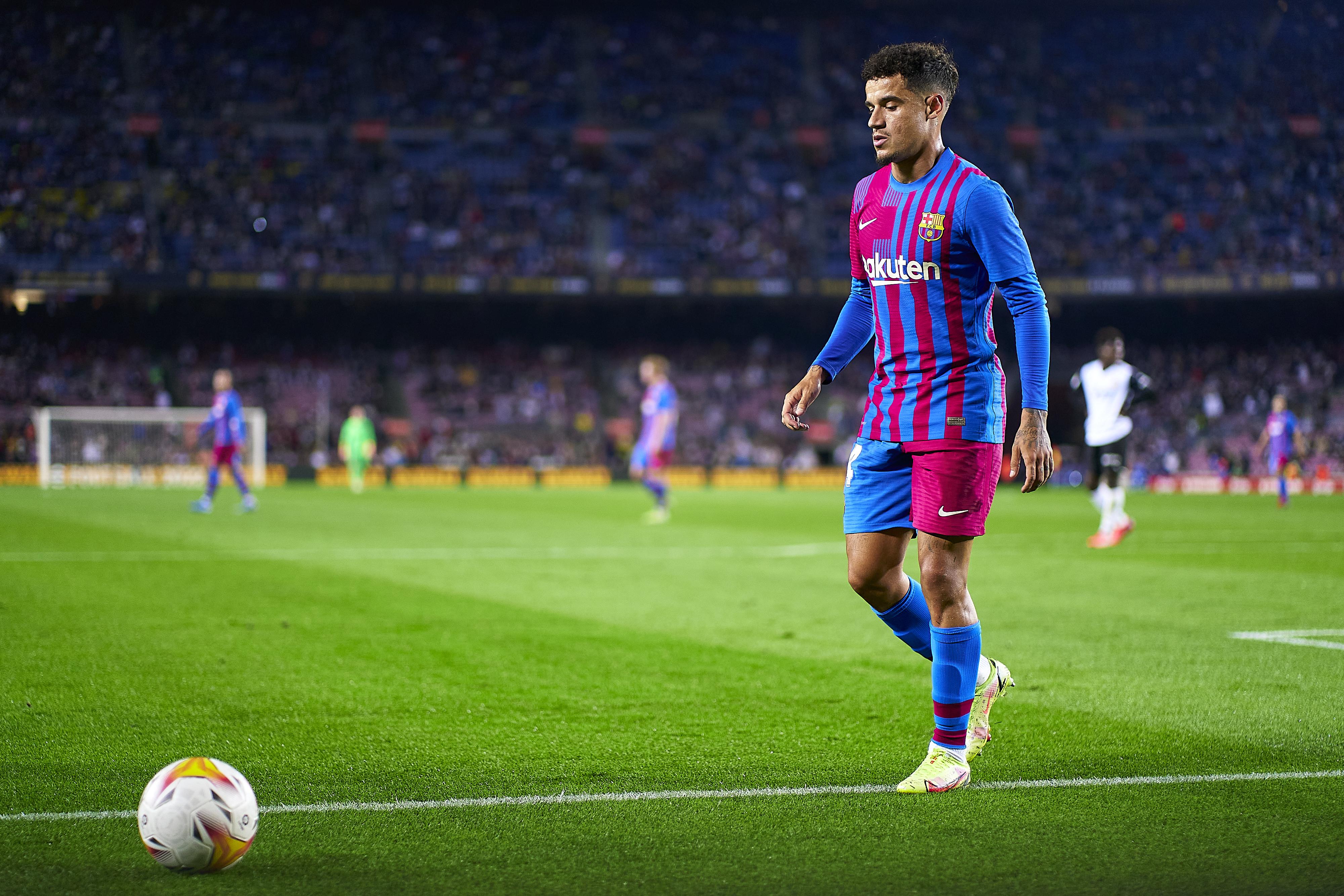 FC Barcelona v Valencia CF - LaLiga Santander