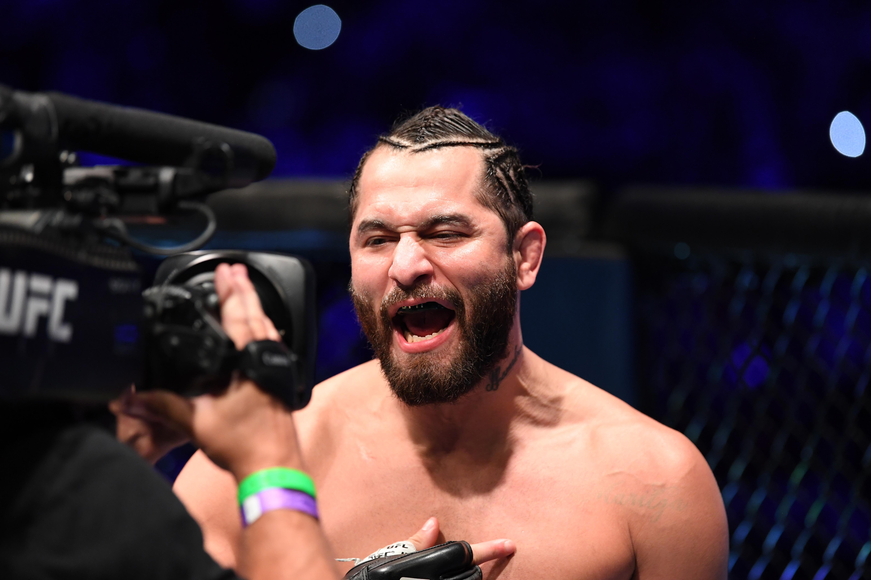 Jorge Masvidal vs Jake Paul UFC 269 mma news