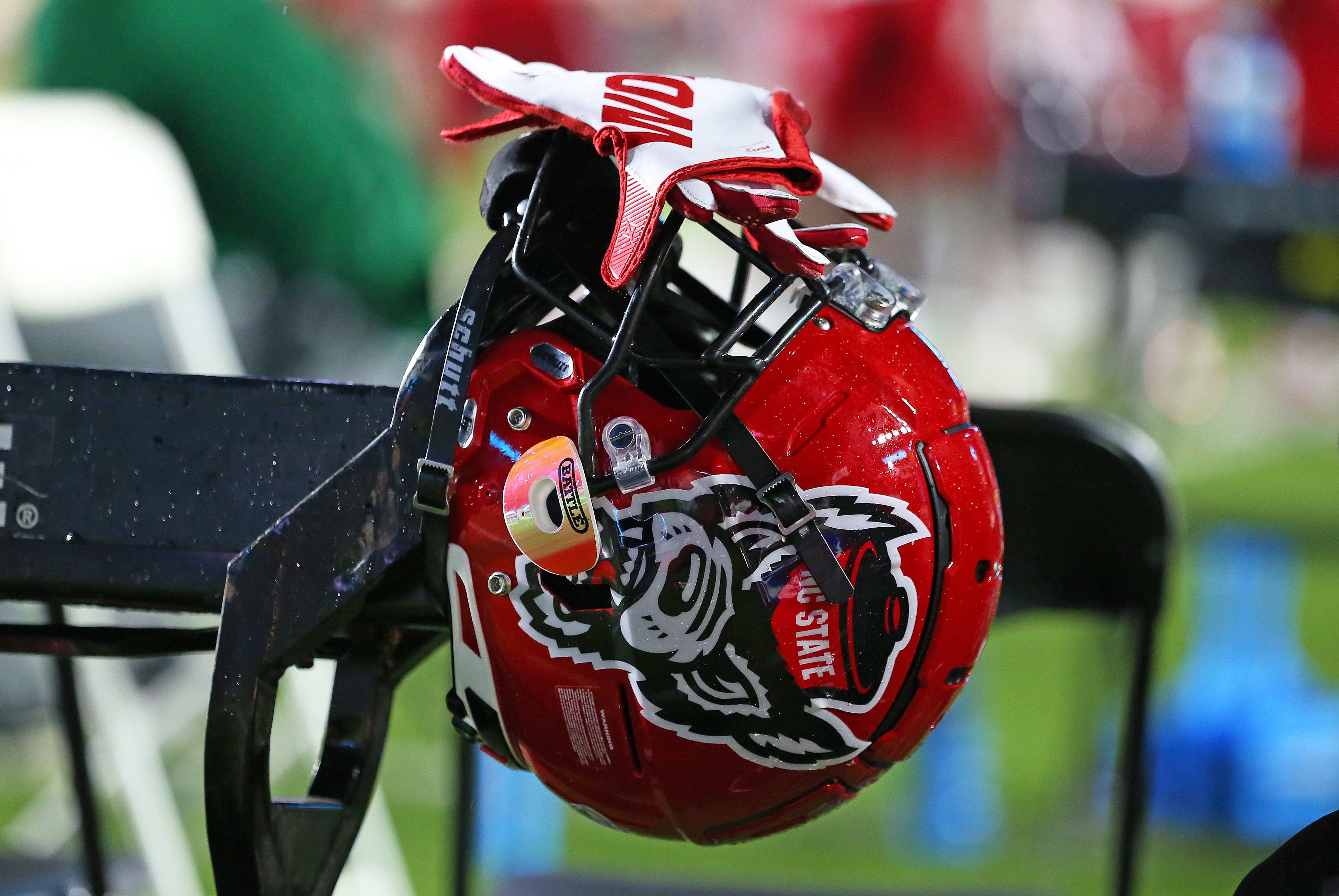 COLLEGE FOOTBALL: OCT 16 NC State at Boston College