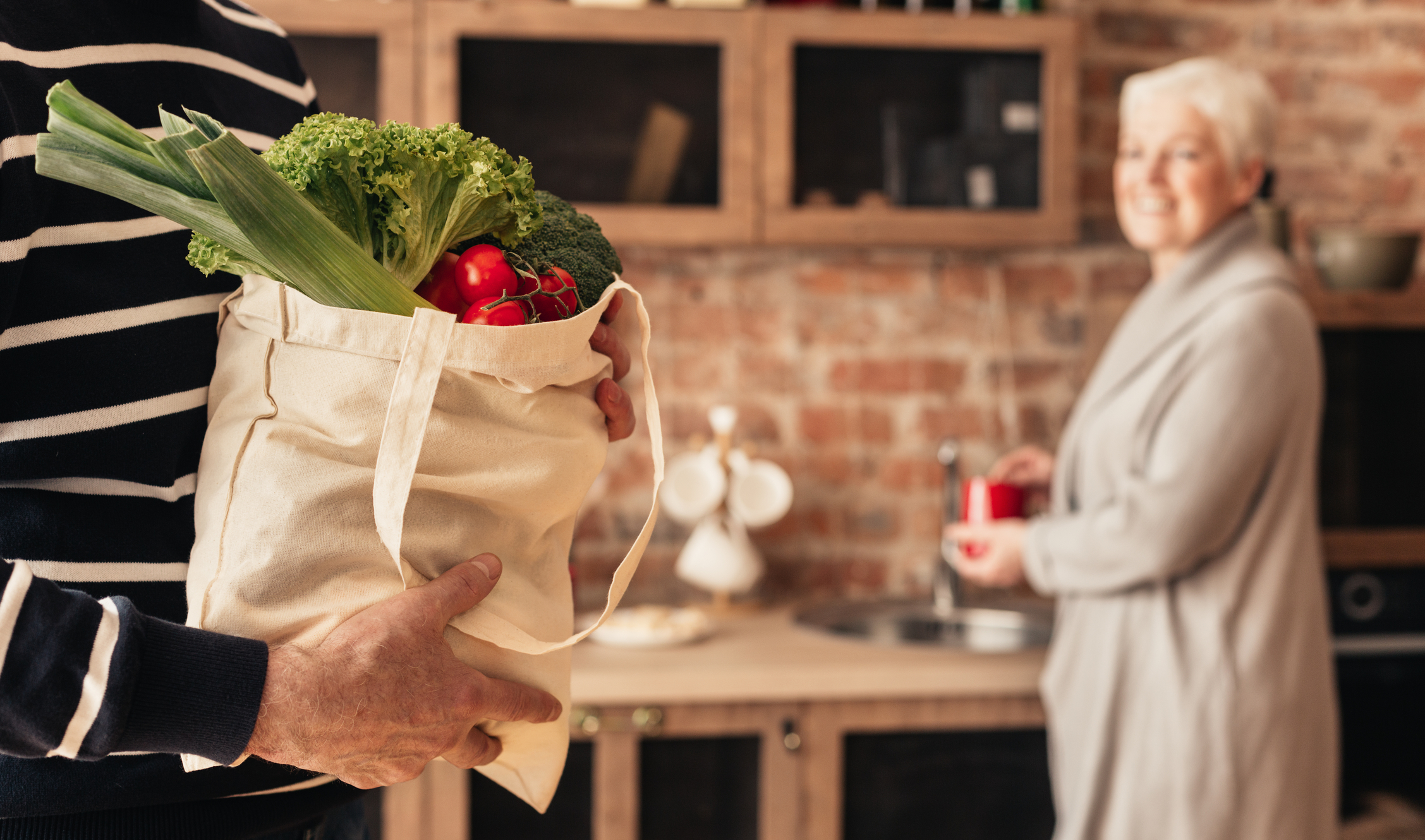 The foods you eat, the way you prepare them, the bags you use to carry them home from the store, and the way you clean up in the kitchen affect the environment in many ways.