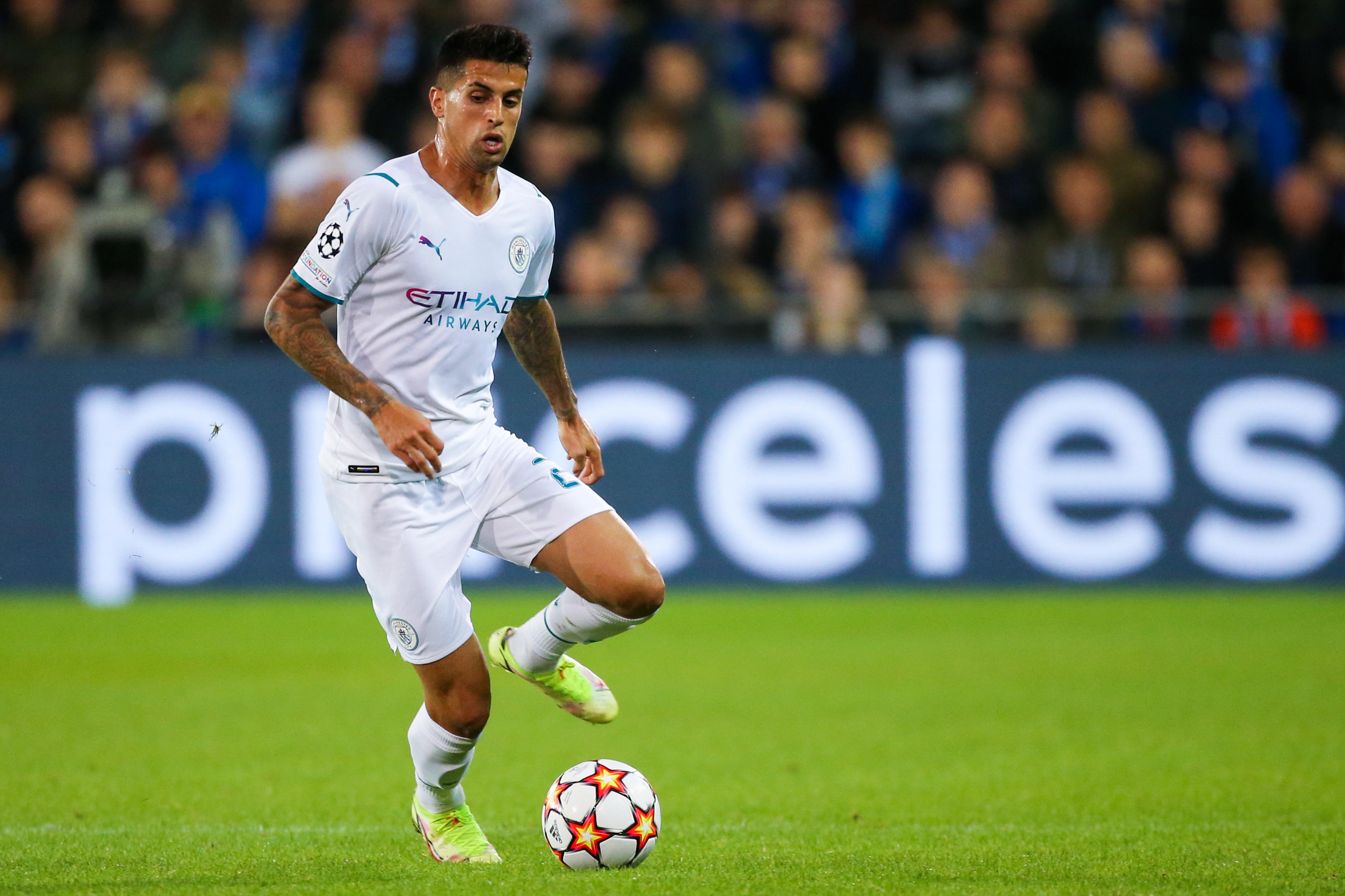 Club Brugge KV v Manchester City - Group A - UEFA Champions League