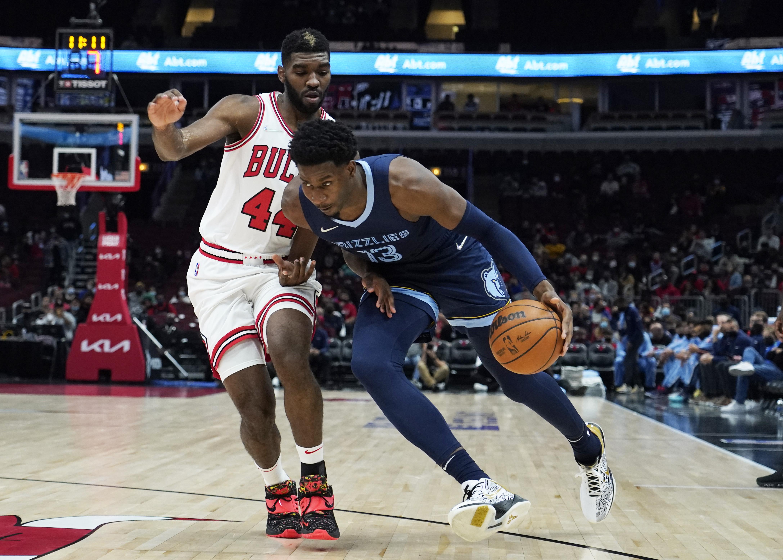 NBA: Preseason-Memphis Grizzlies at Chicago Bulls