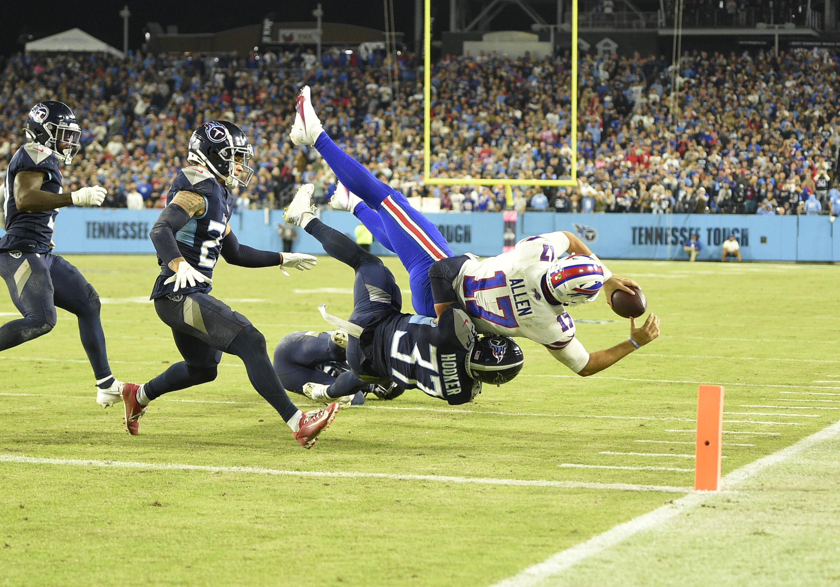 NFL: Buffalo Bills at Tennessee Titans