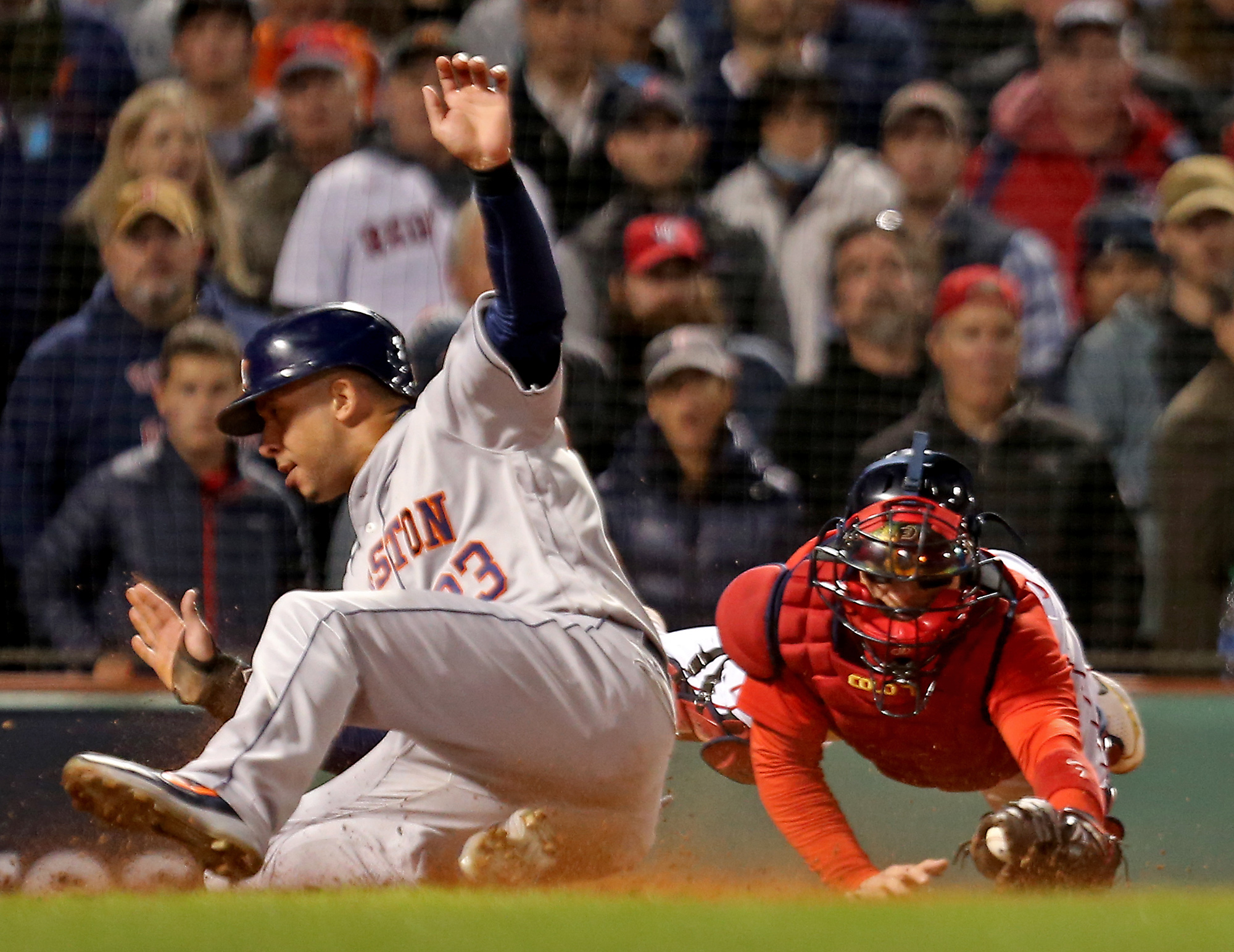 Red Sox vs Astros game 4 ALCS