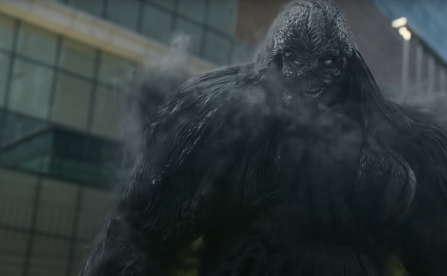 The monsters from Netflix's Hellbound