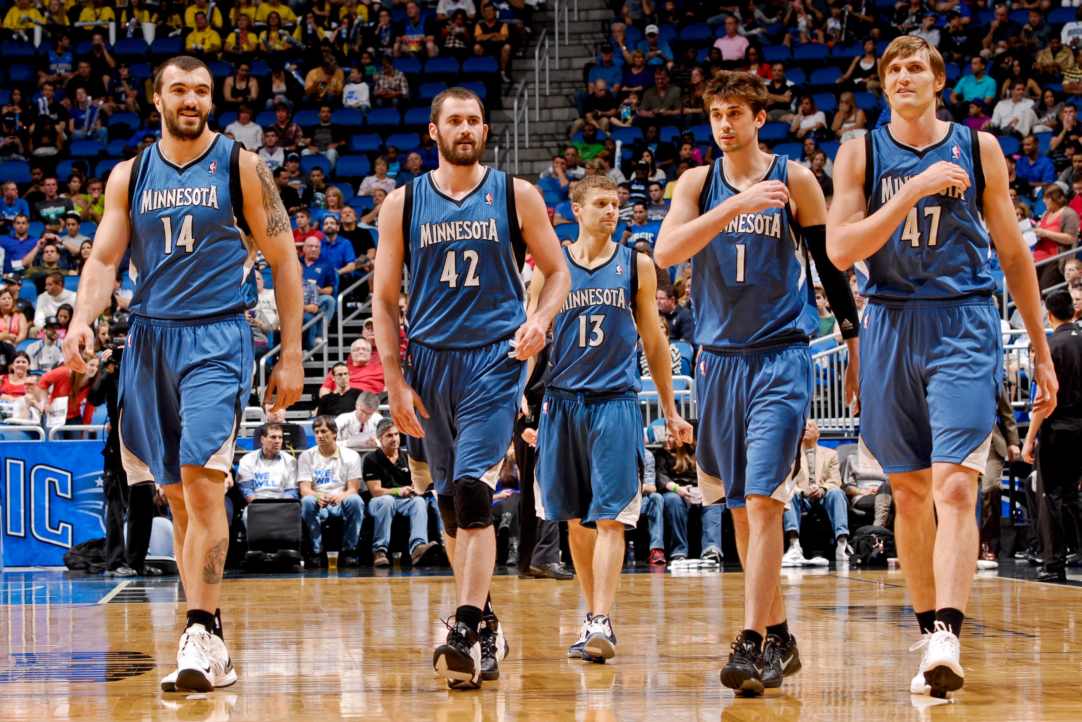 Minnesota Timberwolves v Orlando Magic