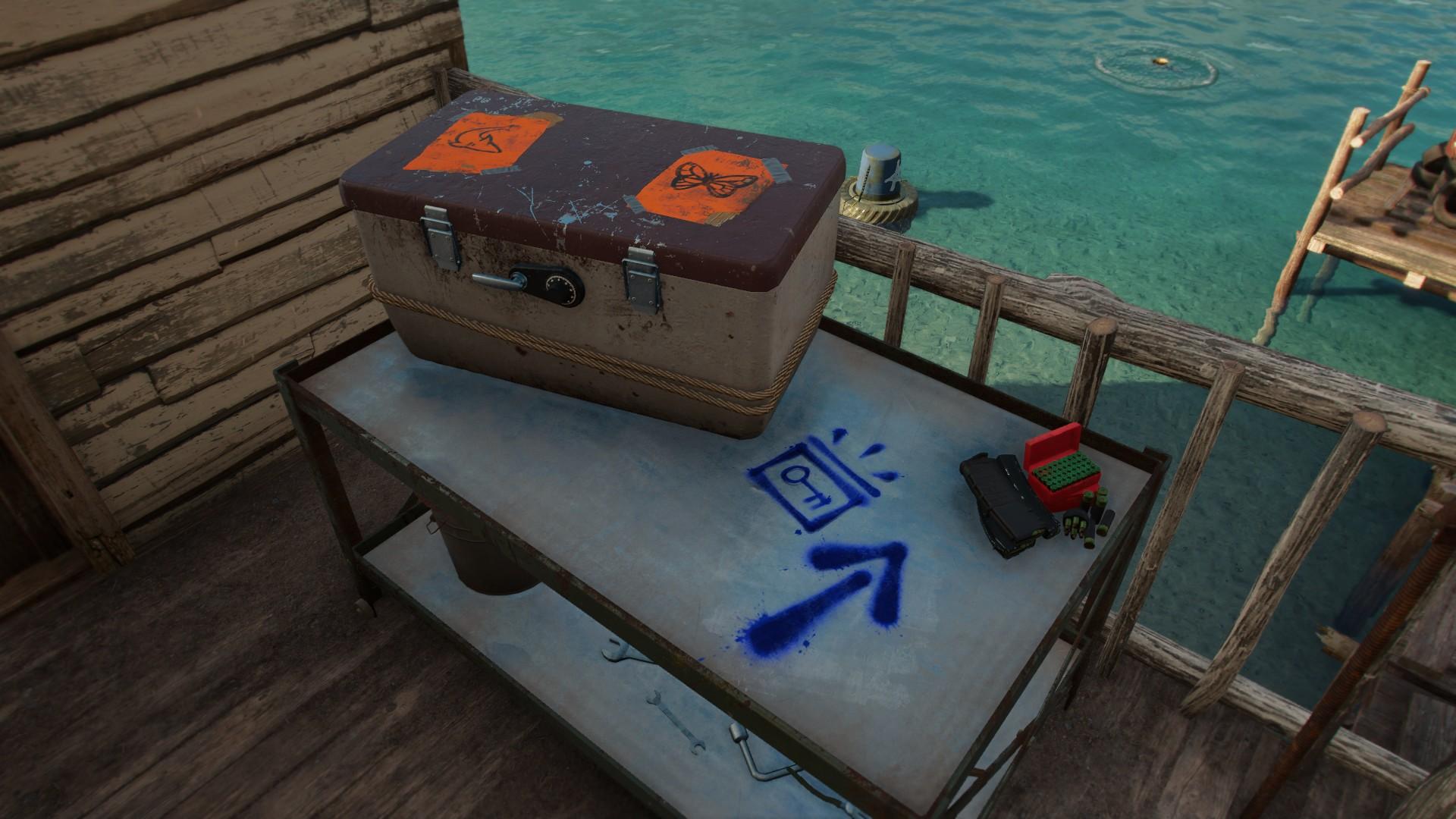 Far Cry 6 Criptograma chest locations