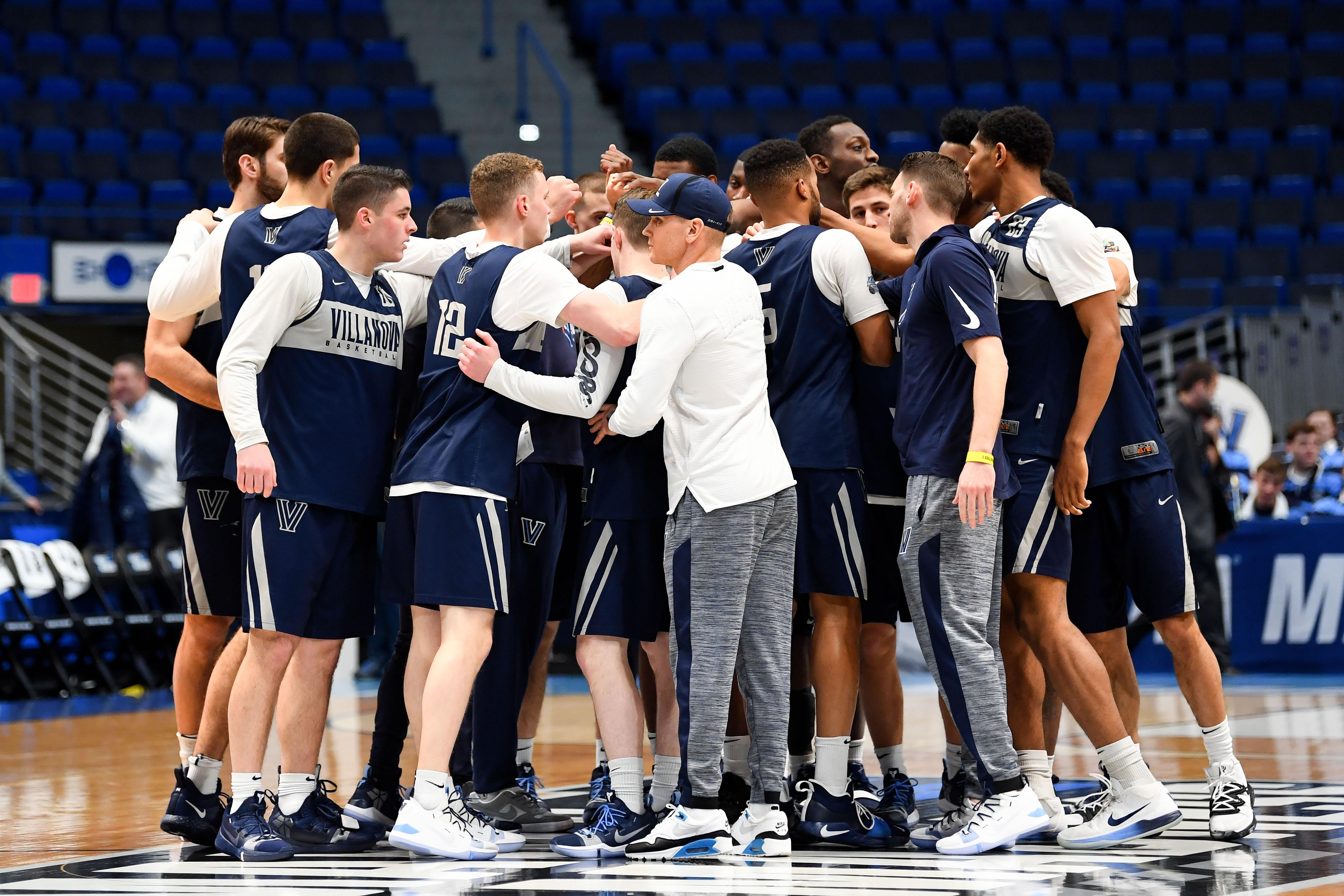 NCAA Basketball: NCAA Tournament-Hartford Practice