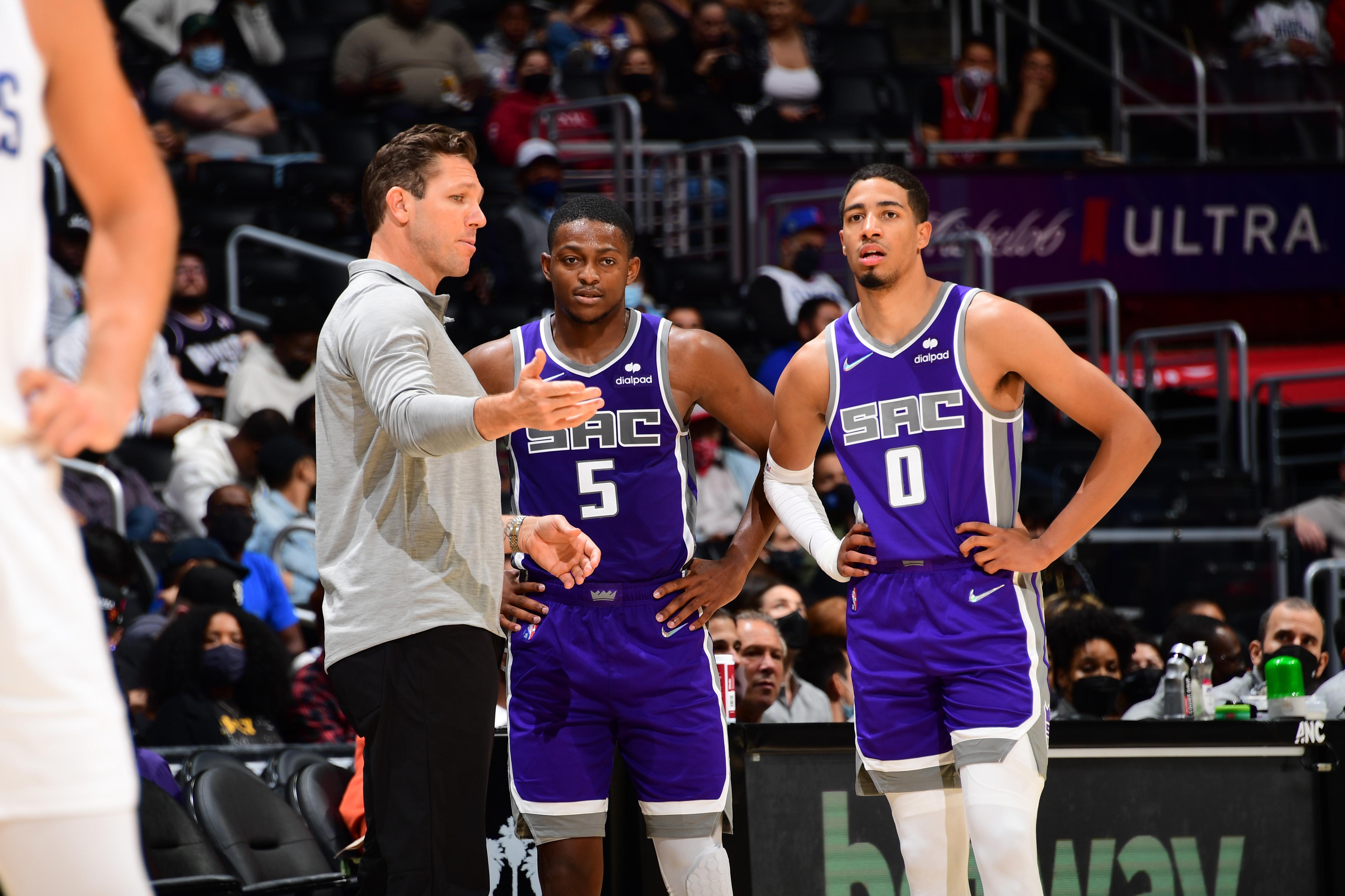 Sacramento Kings v LA Clippers