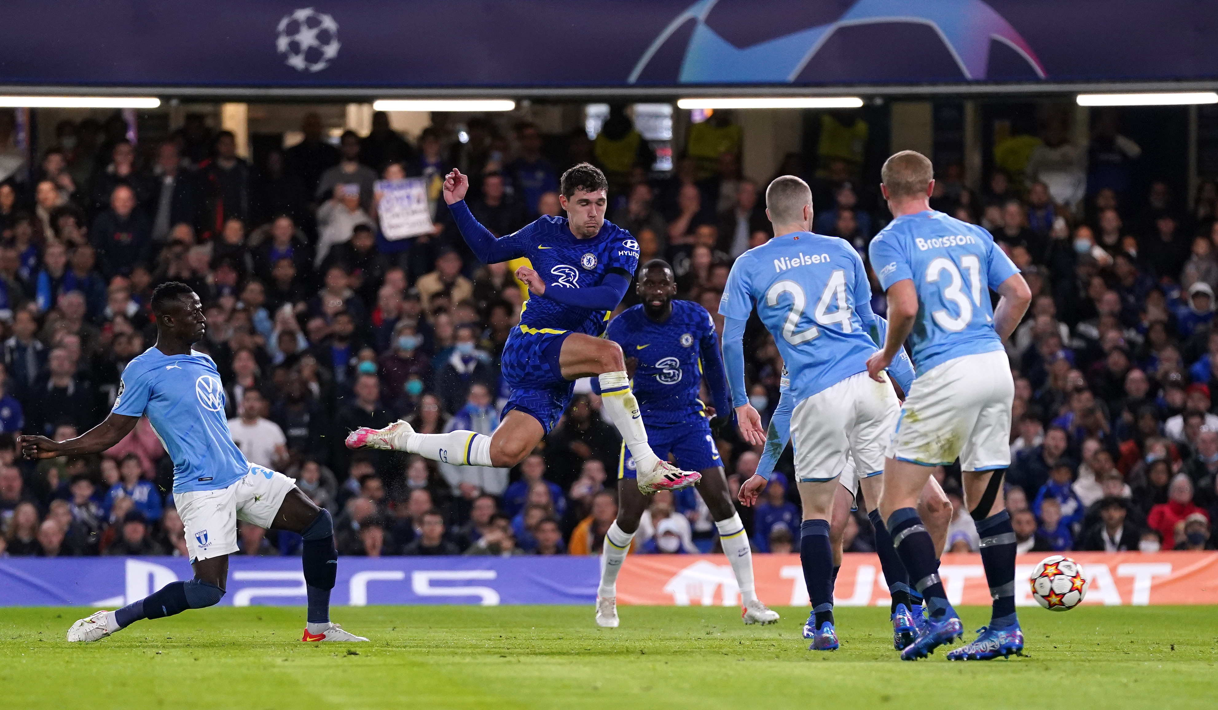 Chelsea v Malmo FF - UEFA Champions League - Group H - Stamford Bridge