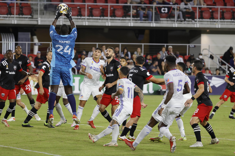 MLS: FC Cincinnati at D.C. United