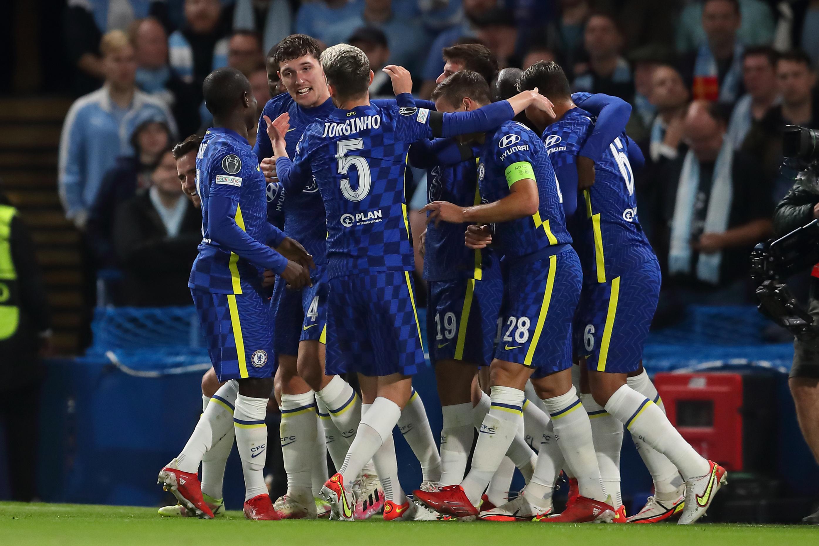 Chelsea FC v Malmo FF: Group H - UEFA Champions League