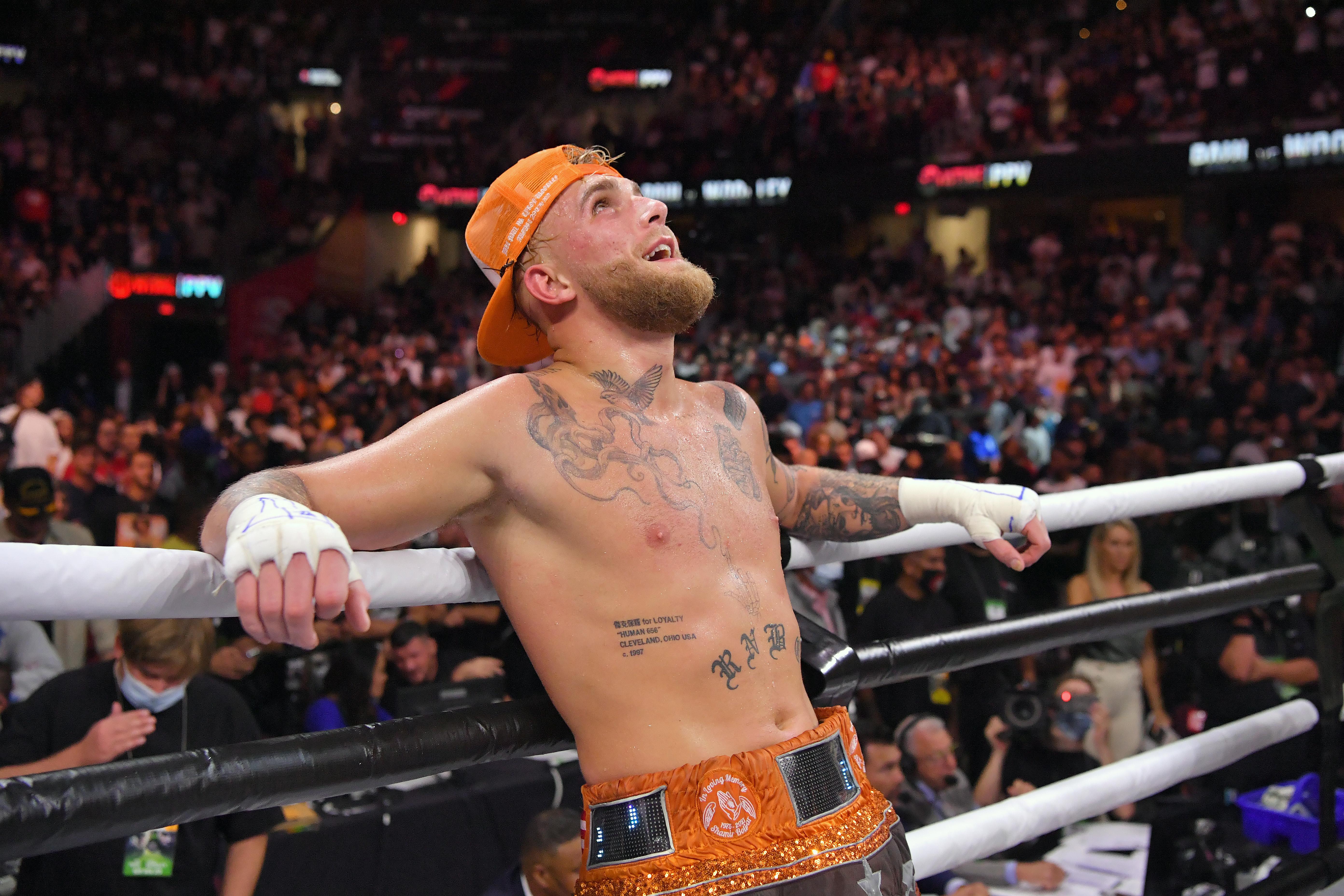 Jake Paul vs Tyron Woodley boxing news