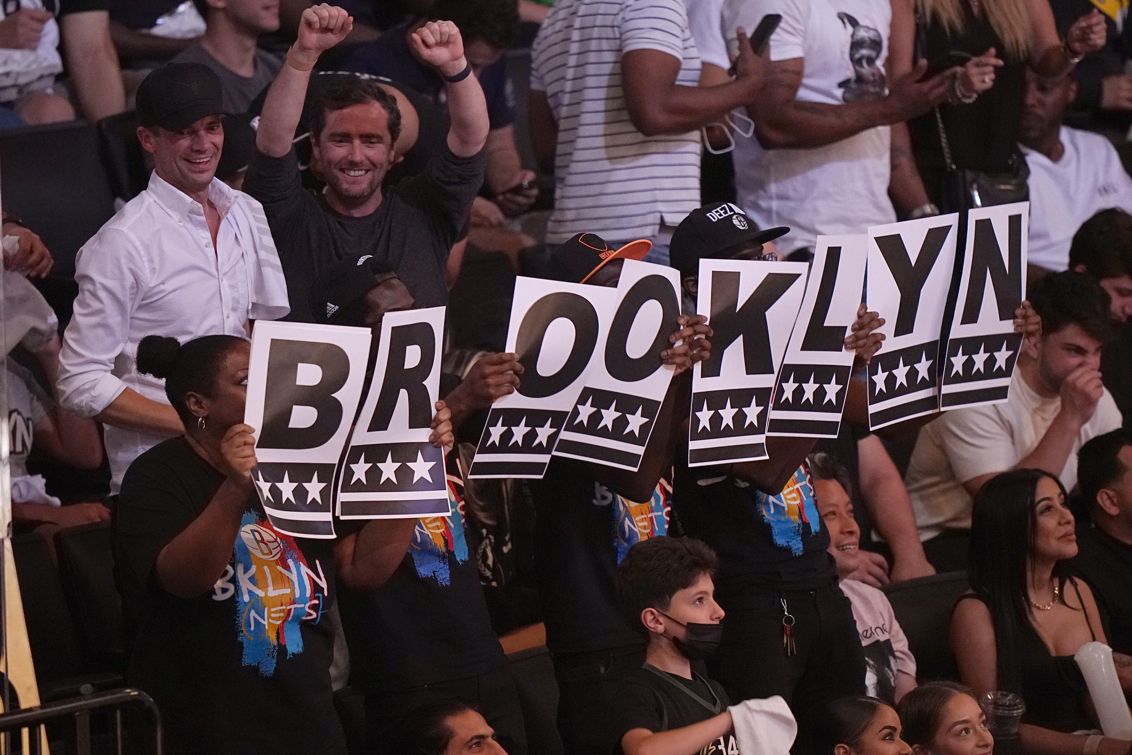 Brooklyn Nets vs Milwaukee, 2021 NBA Eastern Conference Semifinals