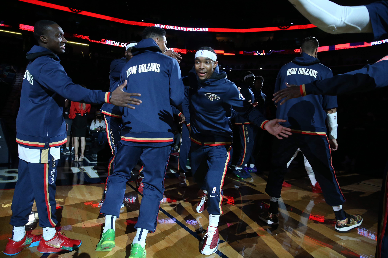 Orlando Magic v New Orleans Pelicans
