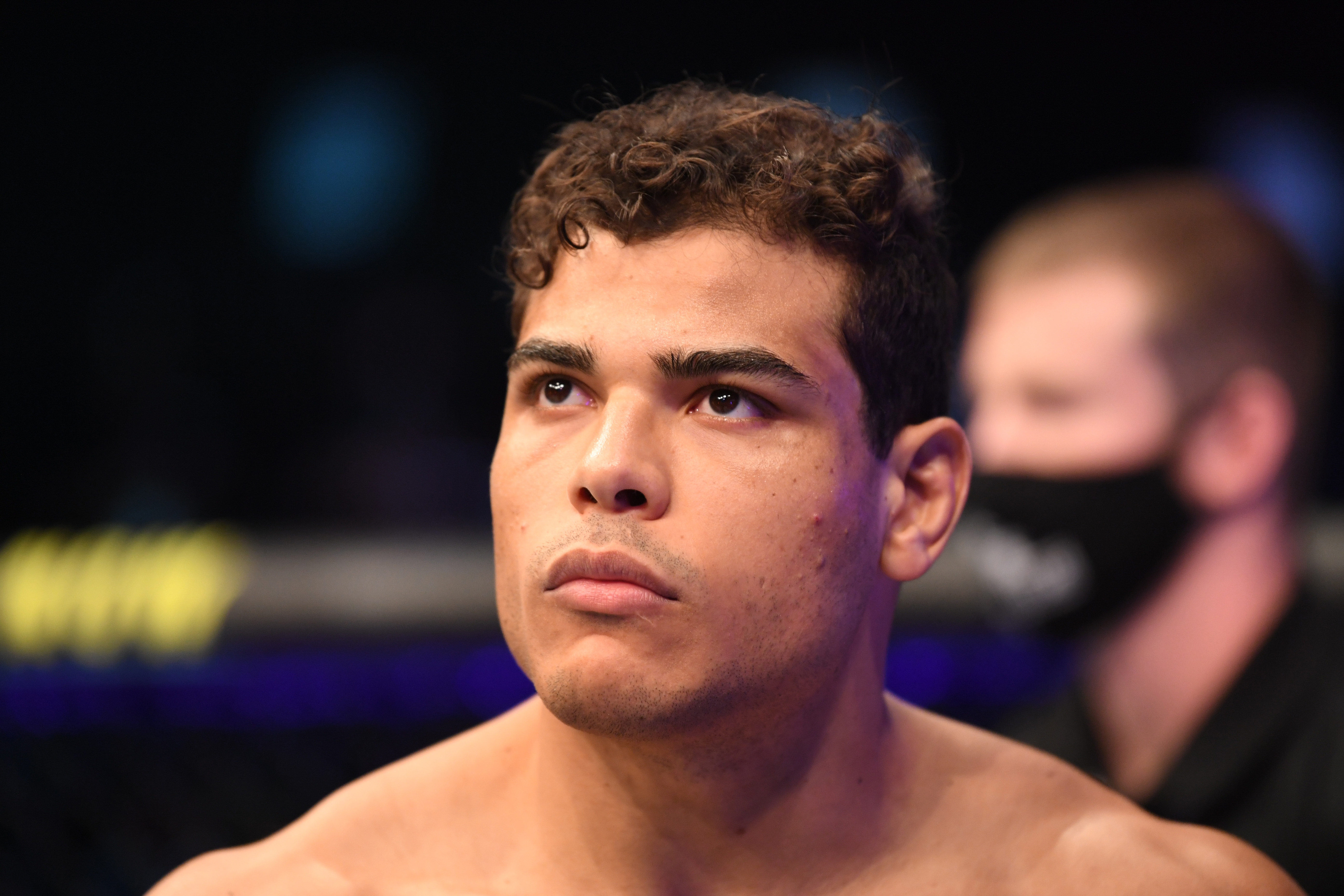 Paulo Costa is the latest UFC fighter to report a positive COVID-19 test