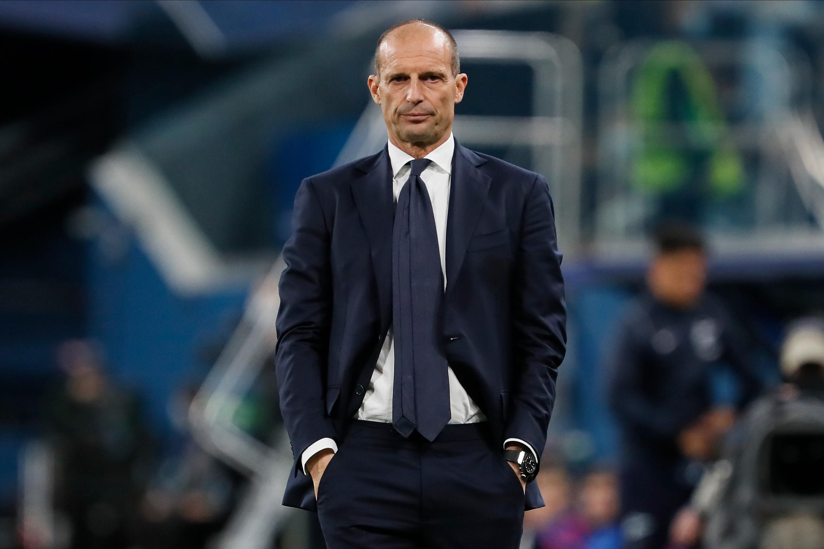 Zenit St. Petersburg v Juventus FC: Group H - UEFA Champions League