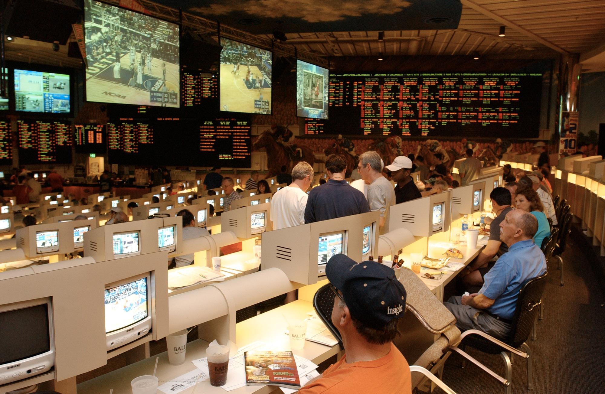 Gambling Sports Betting in Nevada