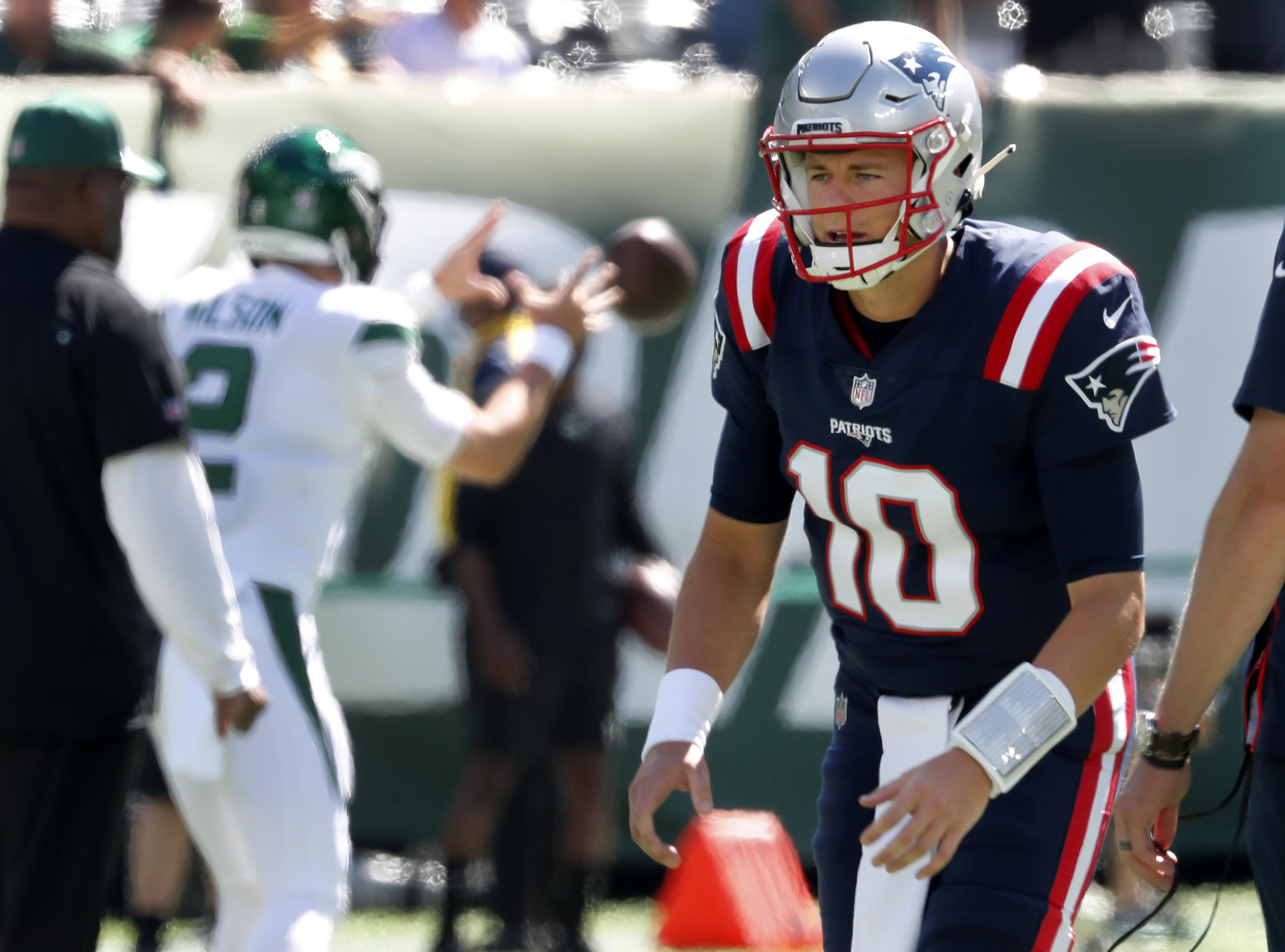 New England Patriots Vs. New York Jets