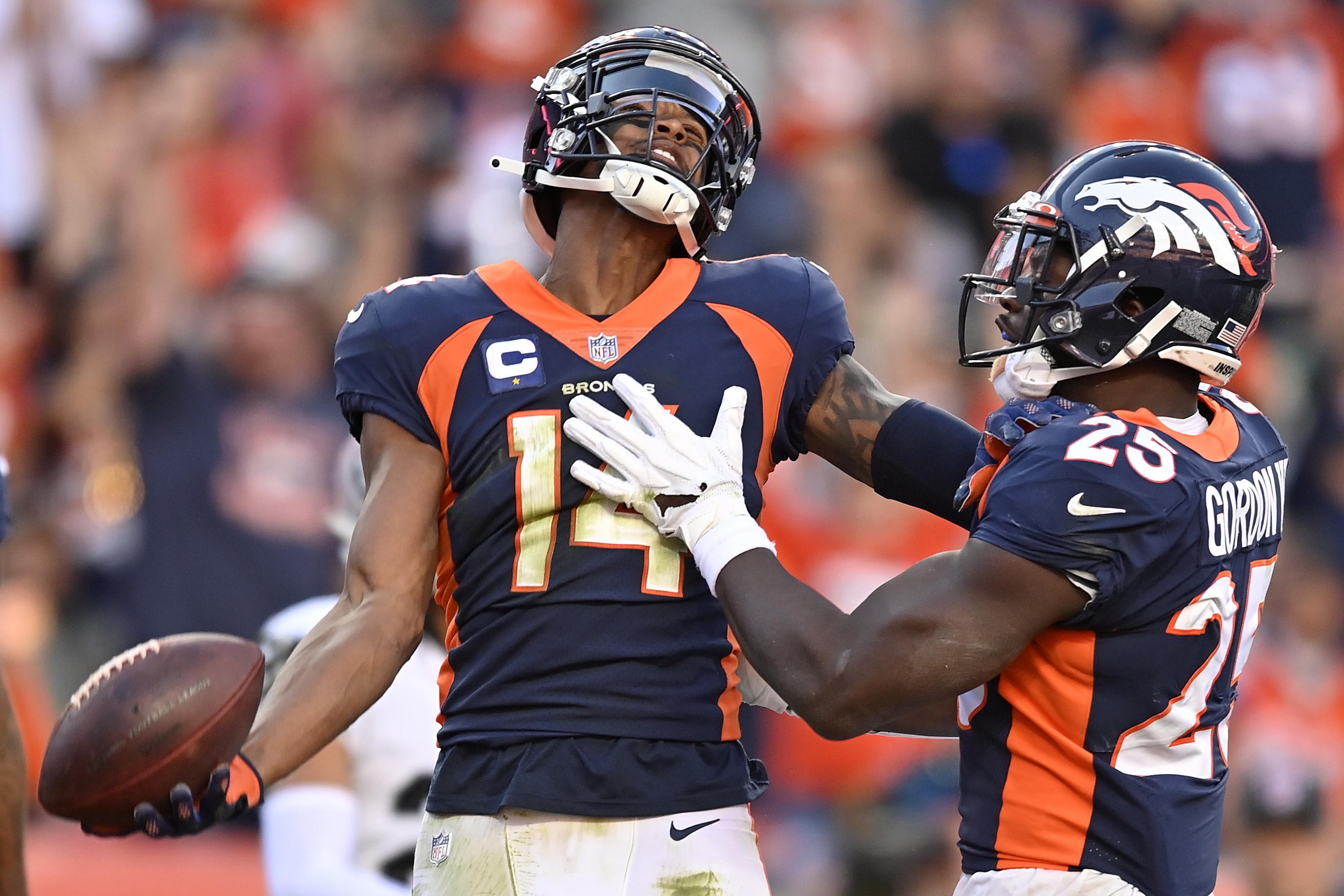 Las Vegas Raiders v Denver Broncos