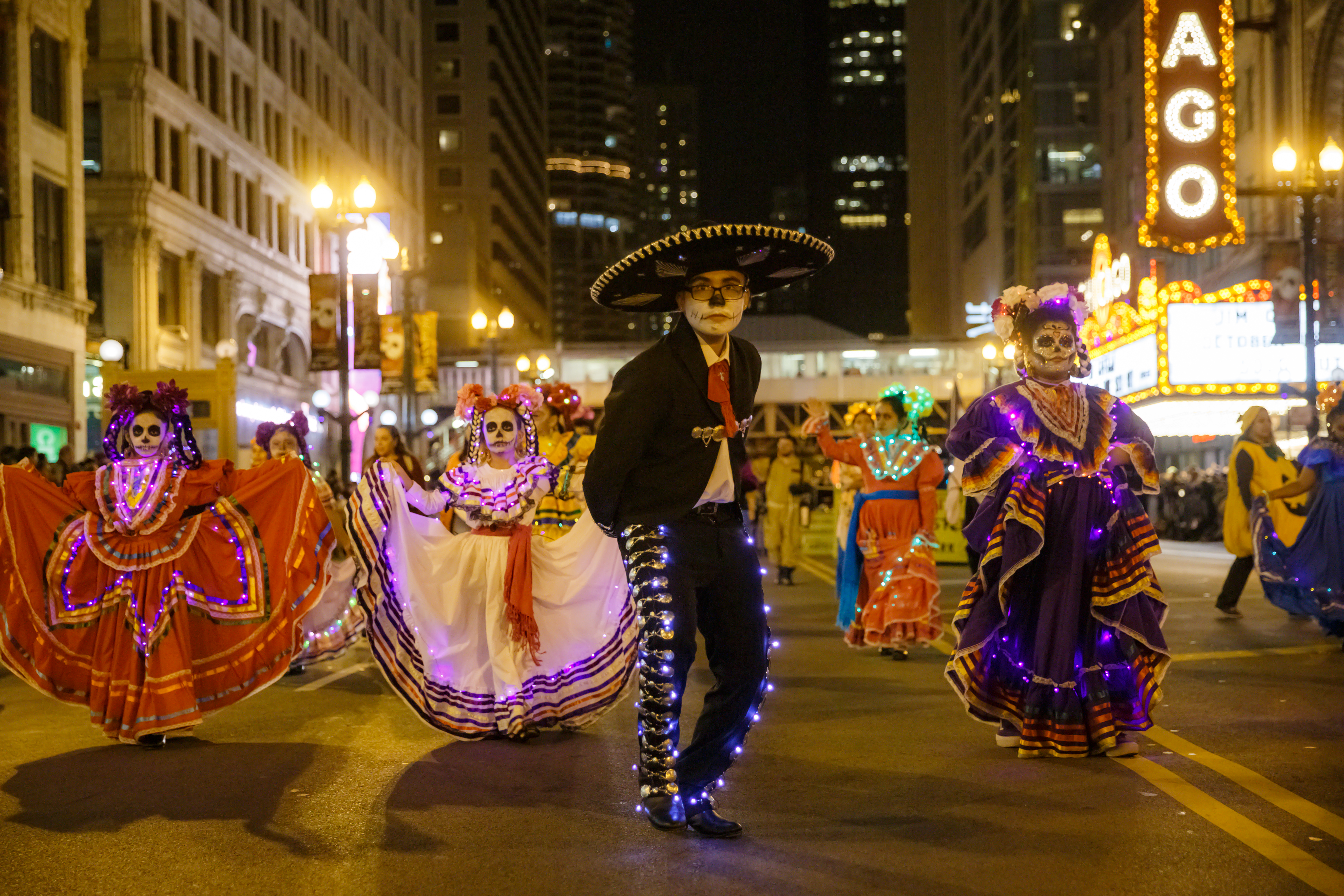 Ballet Folklorico is participating in this year's Arts in the Dark Halloween Parade on Oct. 30.
