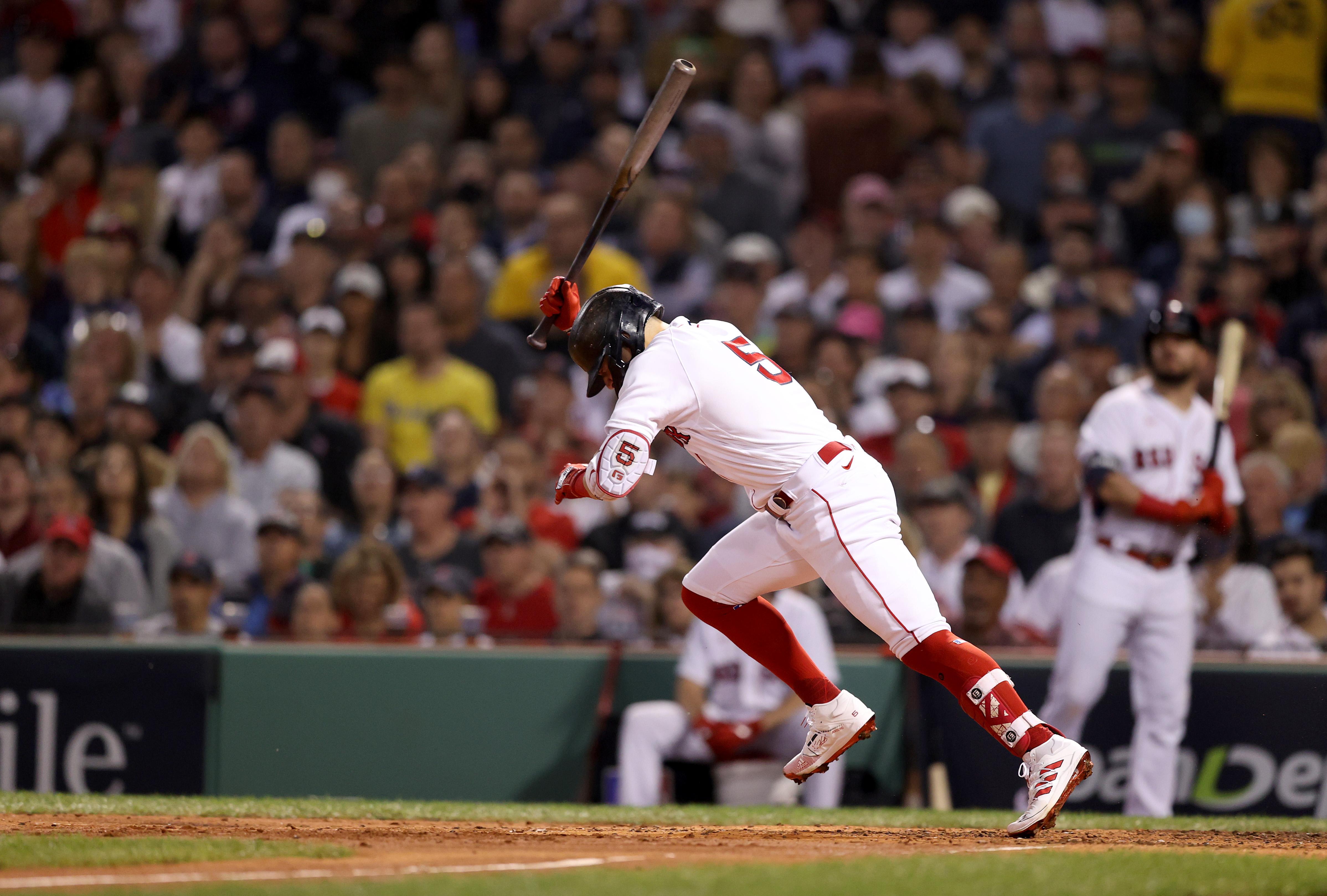 Championship Series - Houston Astros v Boston Red Sox - Game Five