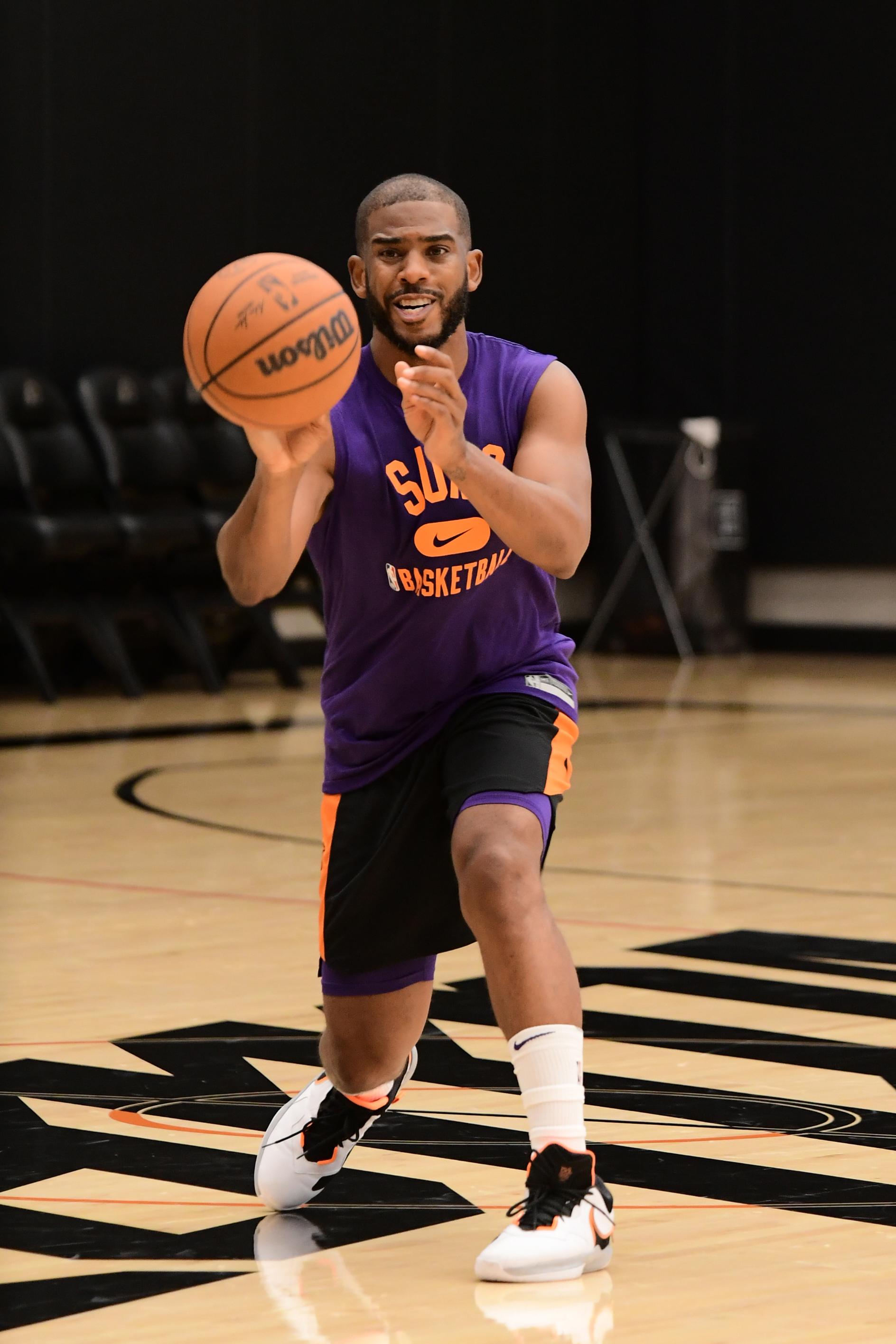 Phoenix Suns All Access Practice