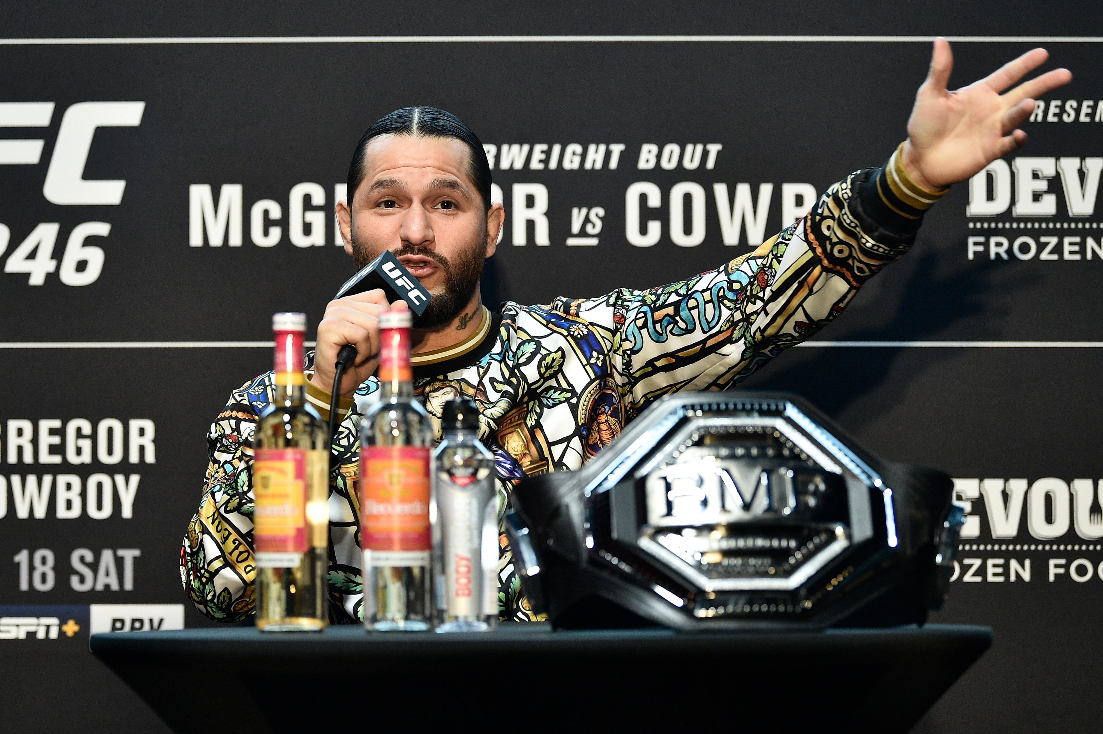 UFC 246: Ultimate Media Day